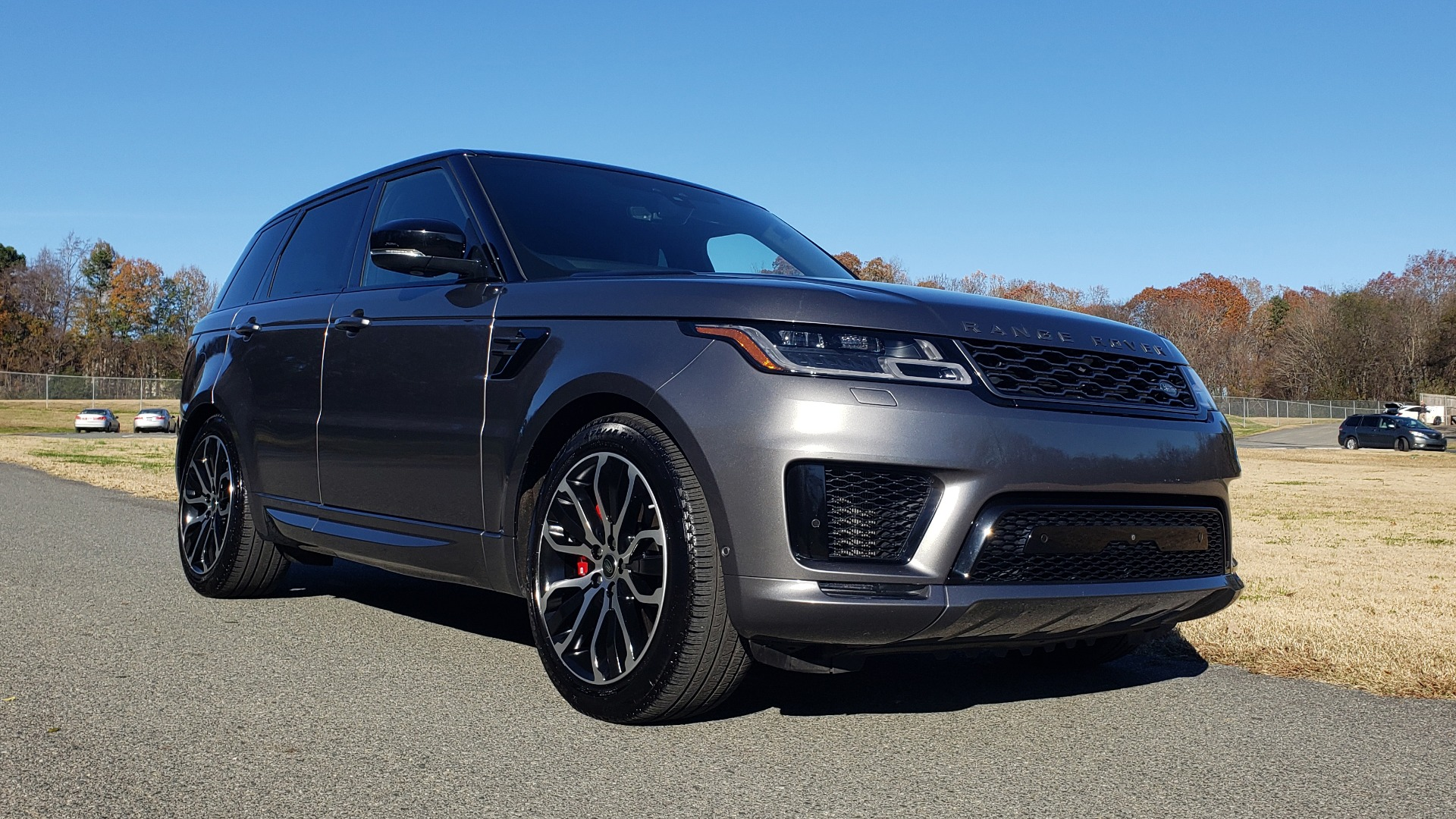 Used 2018 Land Rover RANGE ROVER SPORT DYNAMIC SC V8 / CLIMATE CMFRT / VISION ASST / MERIDIAN for sale Sold at Formula Imports in Charlotte NC 28227 2