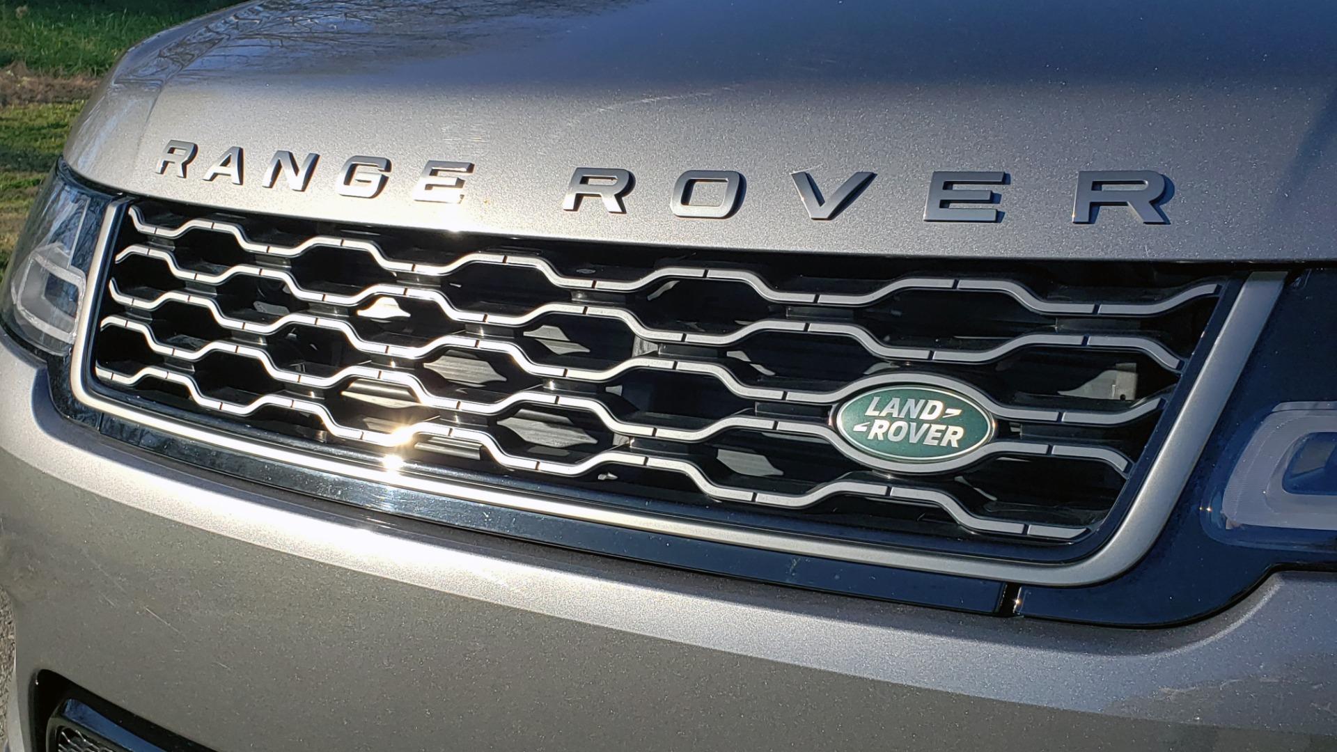 Used 2018 Land Rover RANGE ROVER SPORT DYNAMIC SC V8 / CLIMATE CMFRT / VISION ASST / MERIDIAN for sale Sold at Formula Imports in Charlotte NC 28227 33