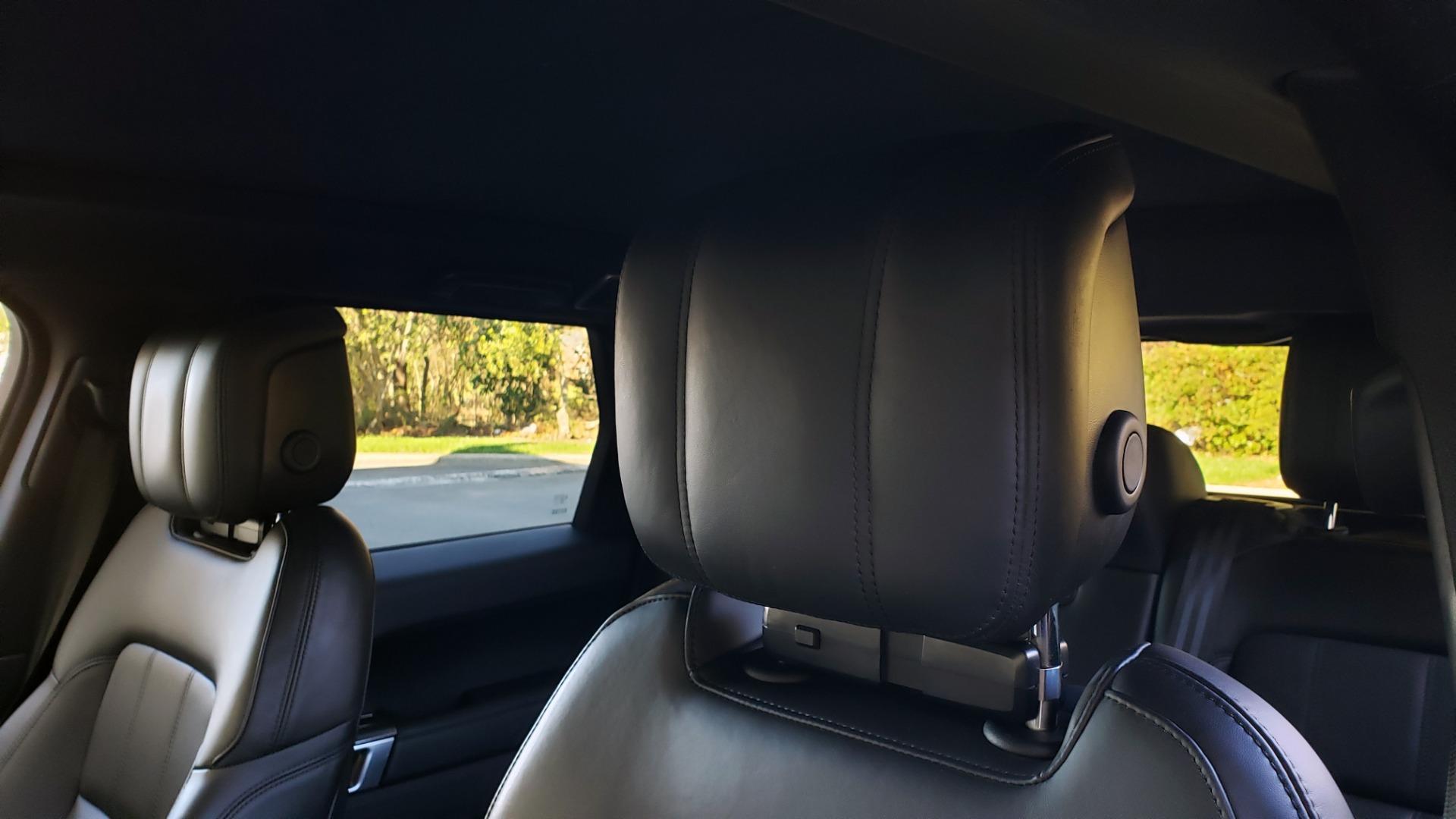 Used 2018 Land Rover RANGE ROVER SPORT DYNAMIC SC V8 / CLIMATE CMFRT / VISION ASST / MERIDIAN for sale Sold at Formula Imports in Charlotte NC 28227 49