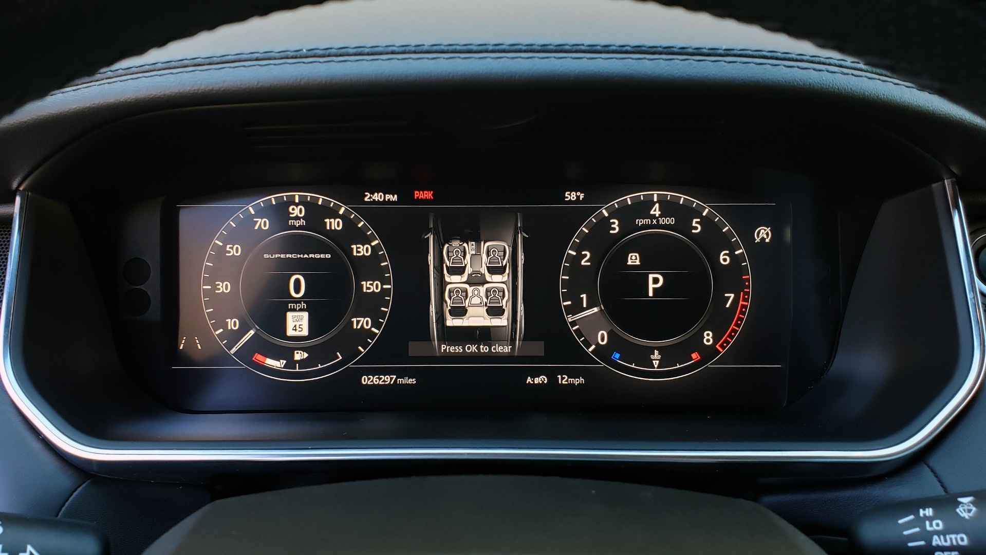 Used 2018 Land Rover RANGE ROVER SPORT DYNAMIC SC V8 / CLIMATE CMFRT / VISION ASST / MERIDIAN for sale Sold at Formula Imports in Charlotte NC 28227 52