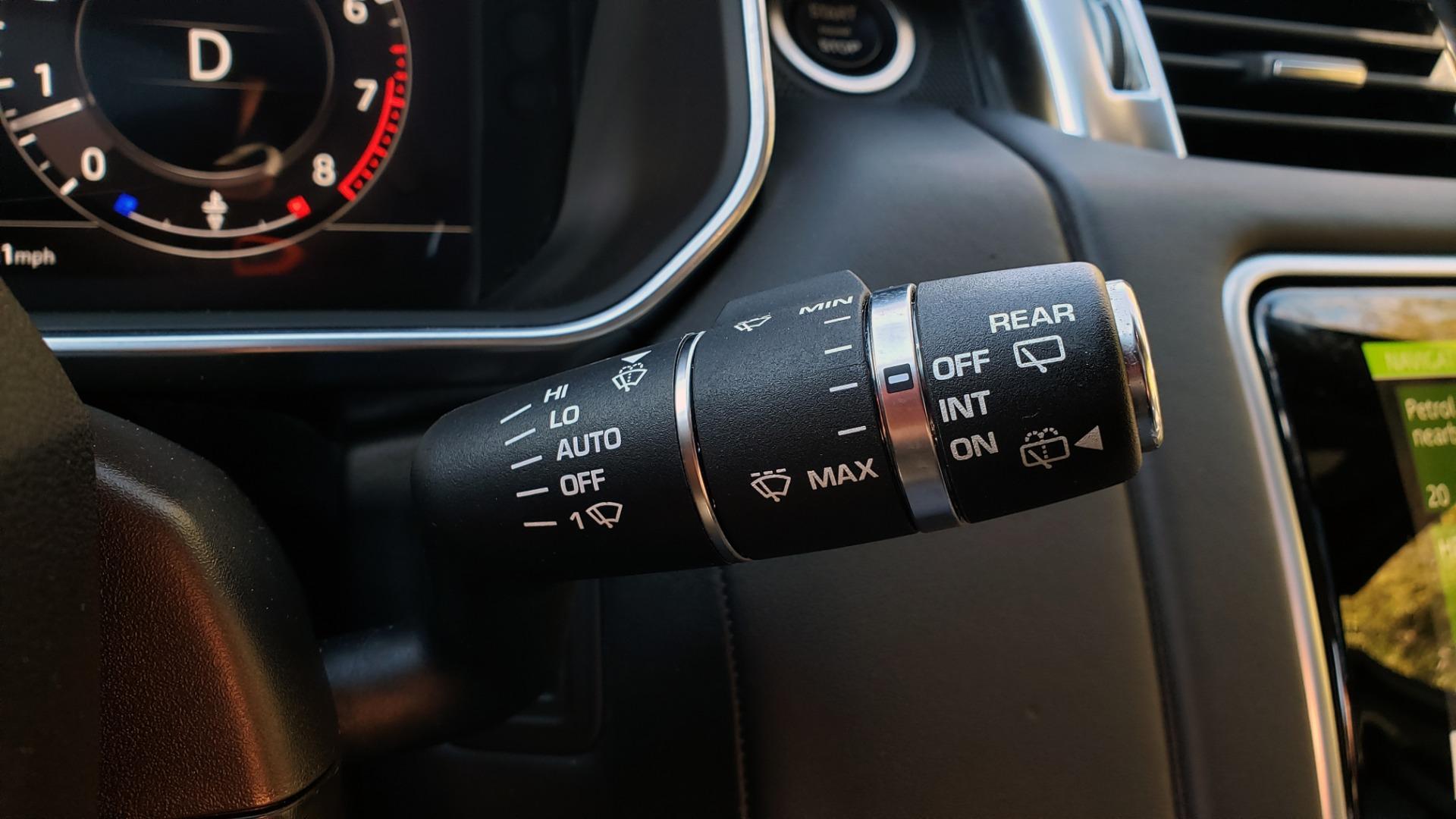 Used 2018 Land Rover RANGE ROVER SPORT DYNAMIC SC V8 / CLIMATE CMFRT / VISION ASST / MERIDIAN for sale Sold at Formula Imports in Charlotte NC 28227 54