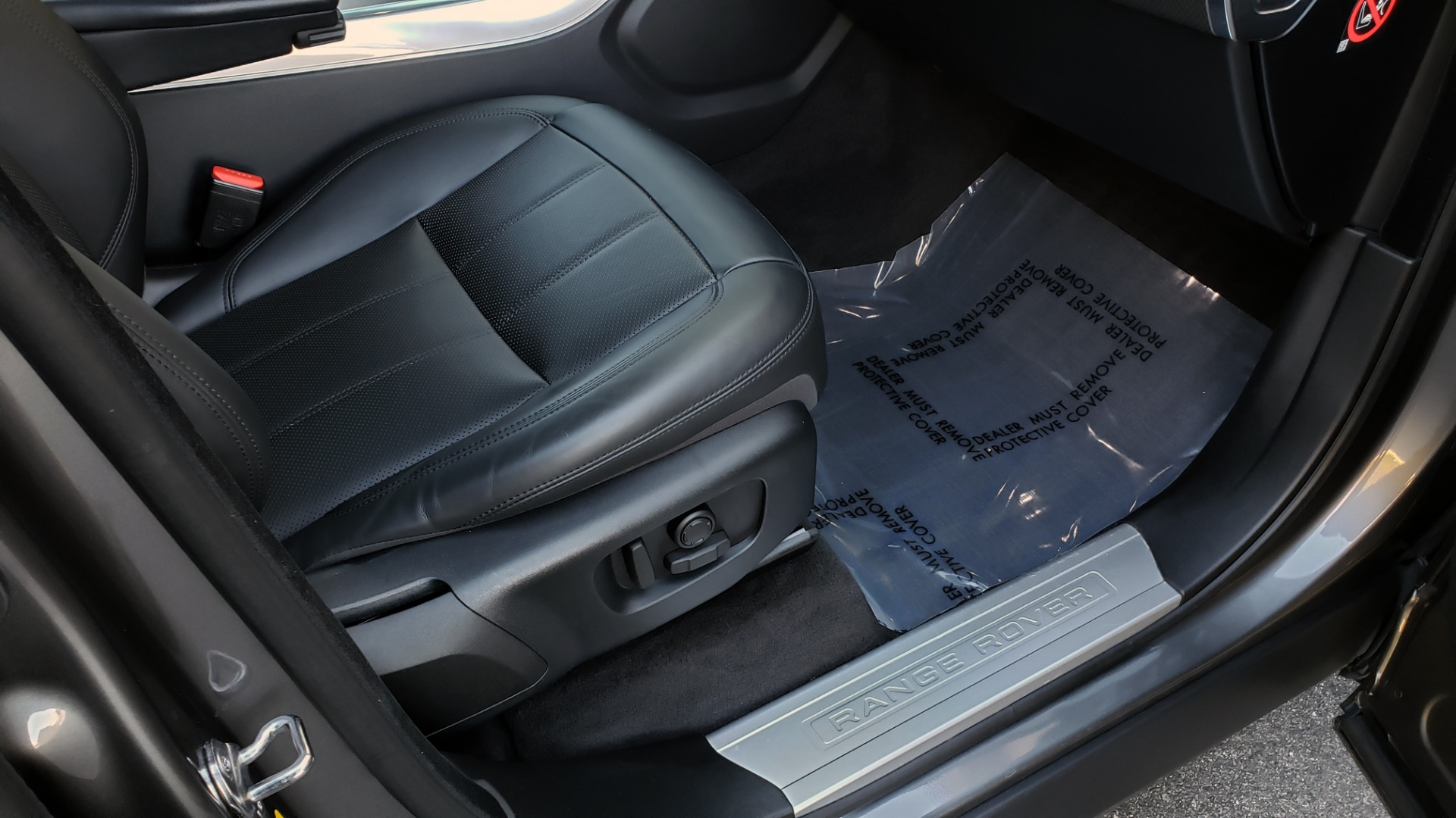 Used 2018 Land Rover RANGE ROVER SPORT DYNAMIC SC V8 / CLIMATE CMFRT / VISION ASST / MERIDIAN for sale Sold at Formula Imports in Charlotte NC 28227 78