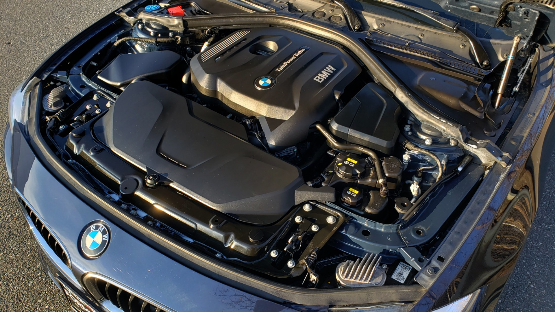 Used 2018 BMW 4 SERIES 430I XDRIVE PREMIUM / NAV / APPLE CAR PLAY / ESSENTIALS / HTD ST for sale Sold at Formula Imports in Charlotte NC 28227 12