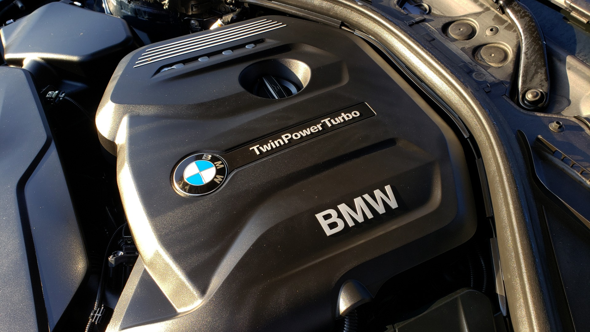 Used 2018 BMW 4 SERIES 430I XDRIVE PREMIUM / NAV / APPLE CAR PLAY / ESSENTIALS / HTD ST for sale Sold at Formula Imports in Charlotte NC 28227 13