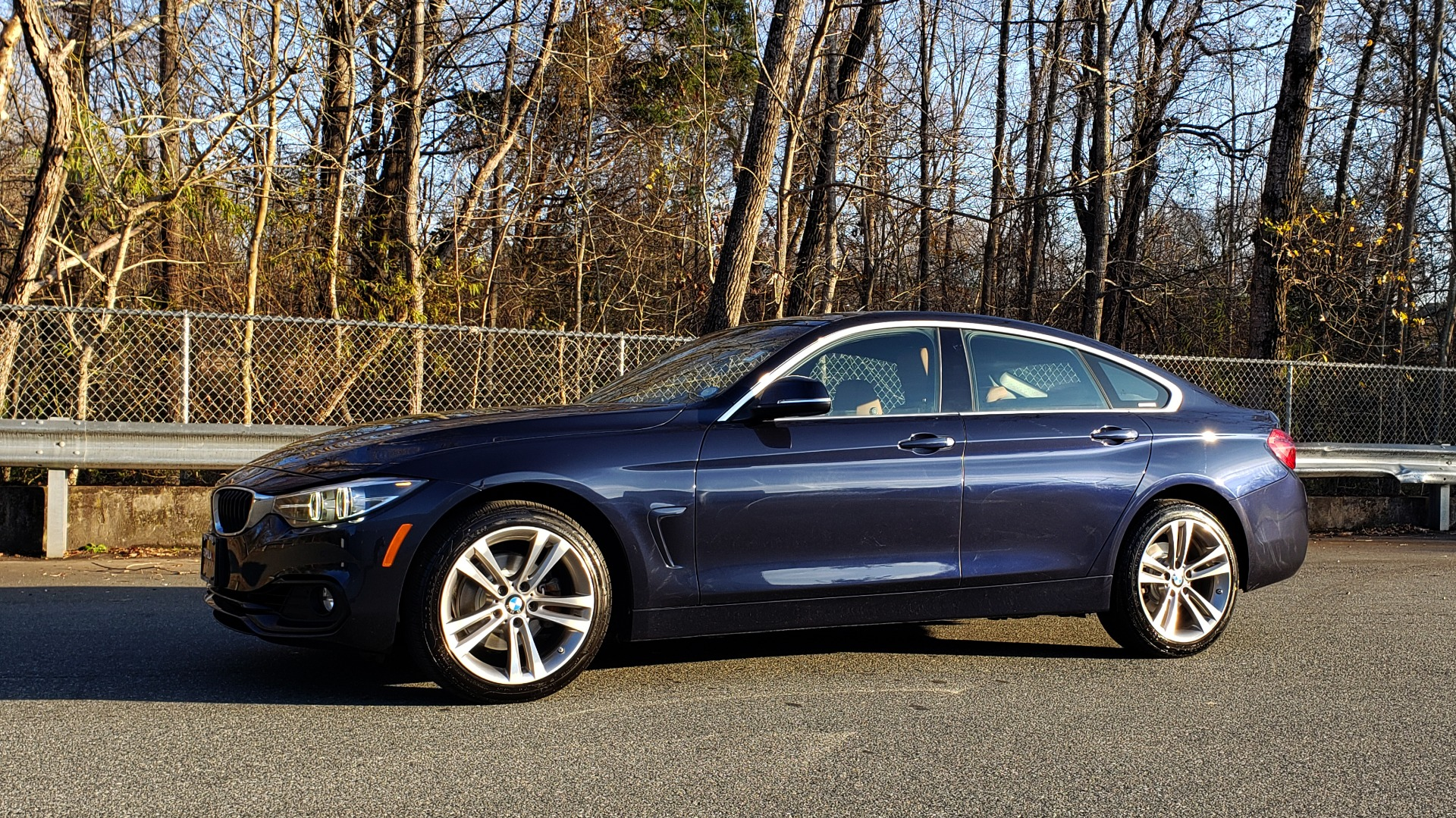 Used 2018 BMW 4 SERIES 430I XDRIVE PREMIUM / NAV / APPLE CAR PLAY / ESSENTIALS / HTD ST for sale Sold at Formula Imports in Charlotte NC 28227 2