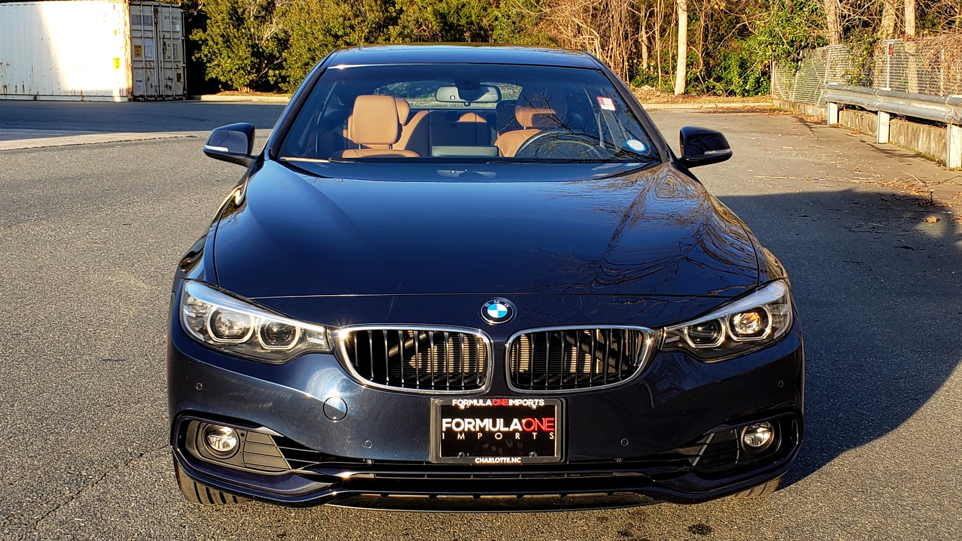 Used 2018 BMW 4 SERIES 430I XDRIVE PREMIUM / NAV / APPLE CAR PLAY / ESSENTIALS / HTD ST for sale Sold at Formula Imports in Charlotte NC 28227 21