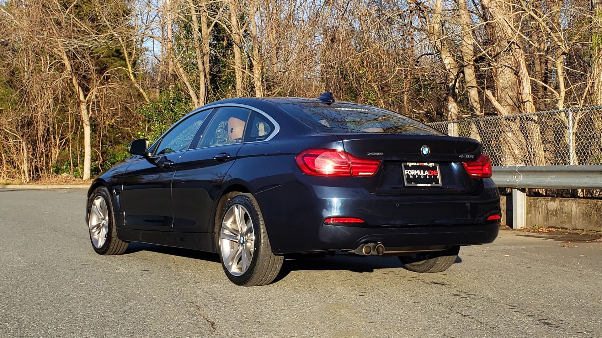 Used 2018 BMW 4 SERIES 430I XDRIVE PREMIUM / NAV / APPLE CAR PLAY / ESSENTIALS / HTD ST for sale Sold at Formula Imports in Charlotte NC 28227 4