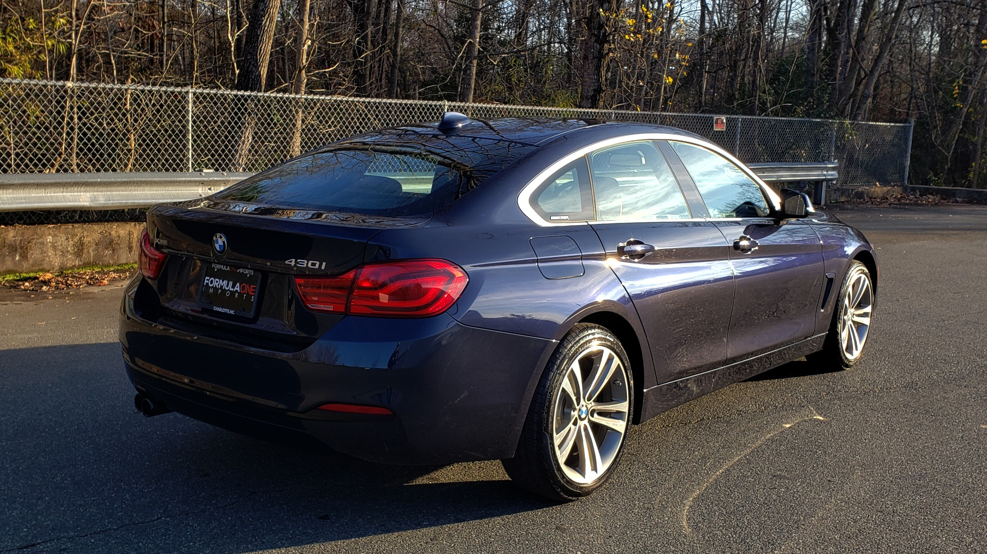 Used 2018 BMW 4 SERIES 430I XDRIVE PREMIUM / NAV / APPLE CAR PLAY / ESSENTIALS / HTD ST for sale Sold at Formula Imports in Charlotte NC 28227 5