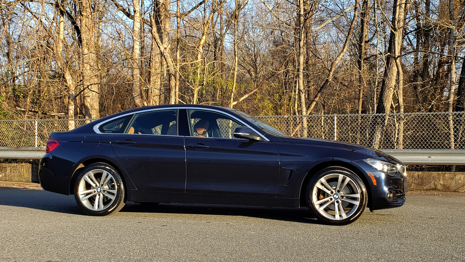 Used 2018 BMW 4 SERIES 430I XDRIVE PREMIUM / NAV / APPLE CAR PLAY / ESSENTIALS / HTD ST for sale Sold at Formula Imports in Charlotte NC 28227 6