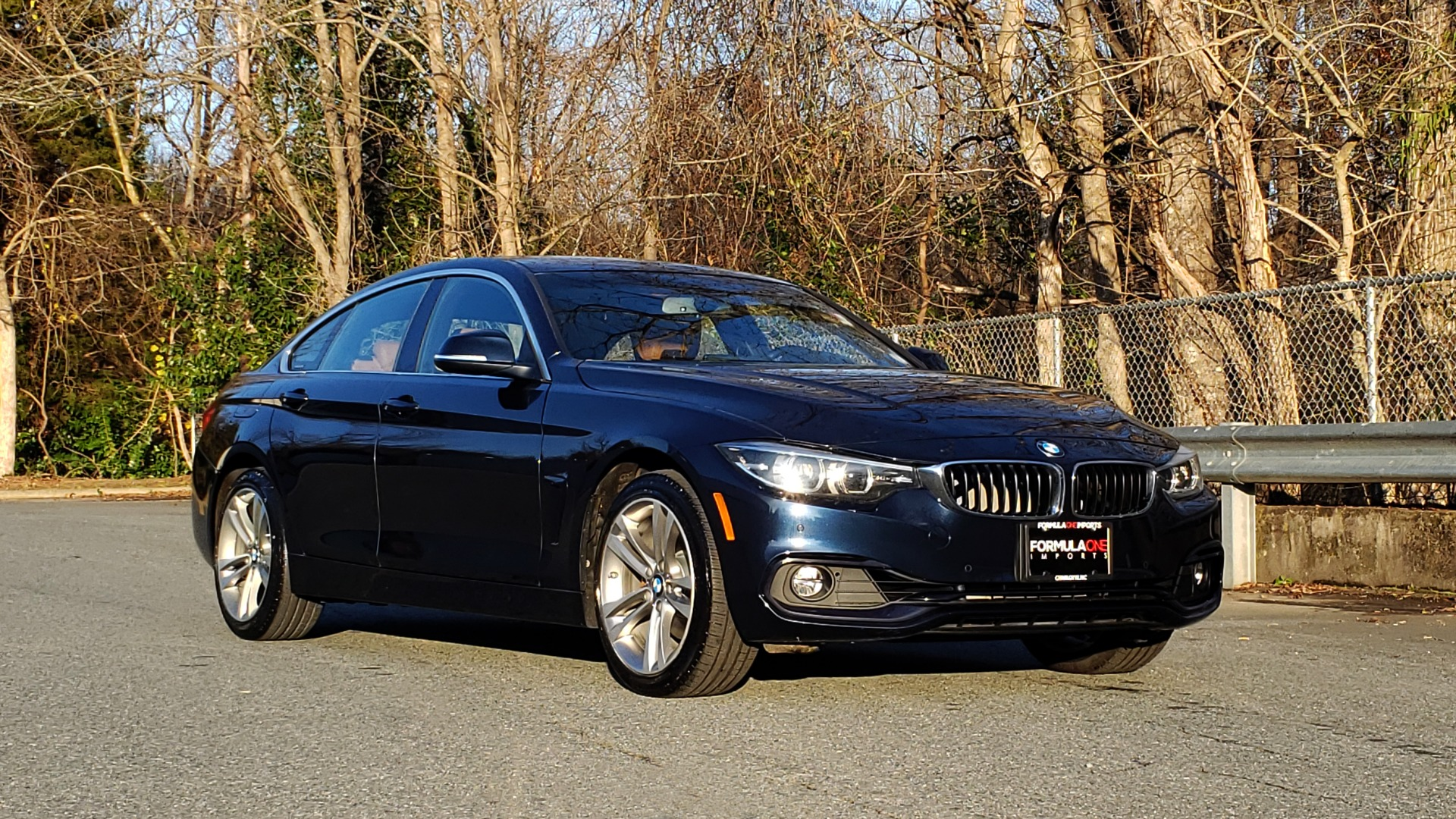 Used 2018 BMW 4 SERIES 430I XDRIVE PREMIUM / NAV / APPLE CAR PLAY / ESSENTIALS / HTD ST for sale Sold at Formula Imports in Charlotte NC 28227 7