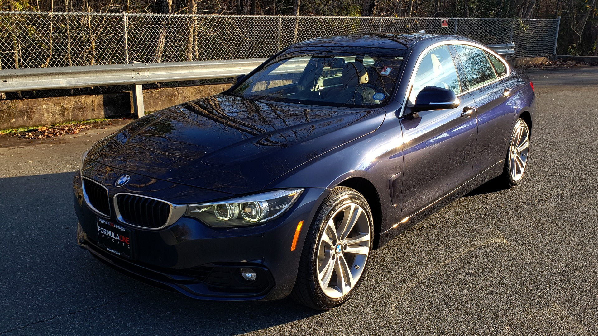 Used 2018 BMW 4 SERIES 430I XDRIVE PREMIUM / NAV / APPLE CAR PLAY / ESSENTIALS / HTD ST for sale Sold at Formula Imports in Charlotte NC 28227 1