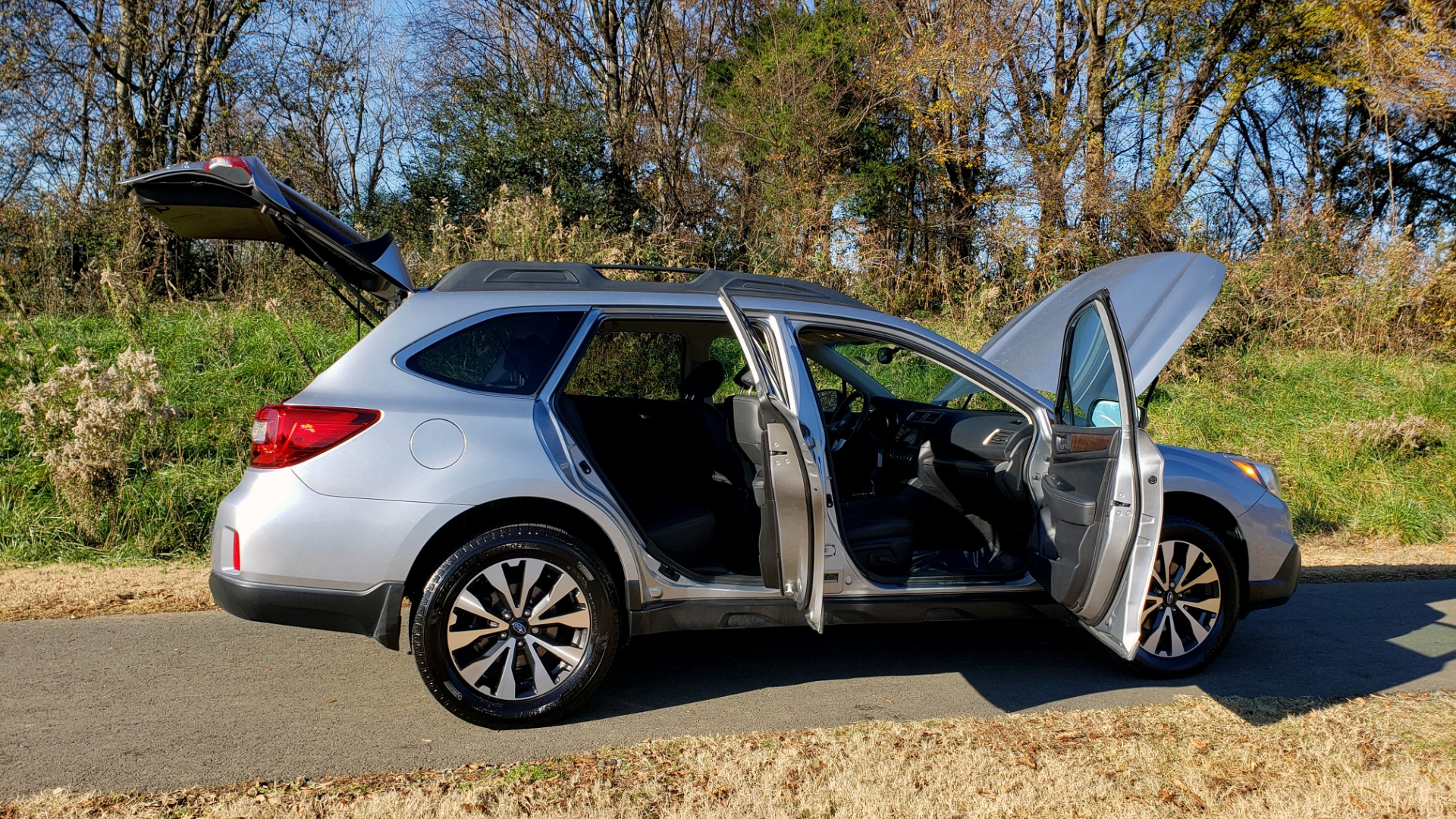 Used 2015 Subaru OUTBACK 2.5I LIMITED / AWD / 2.5L 4-CYL / AUTO / 18IN WHEELS for sale $14,900 at Formula Imports in Charlotte NC 28227 14