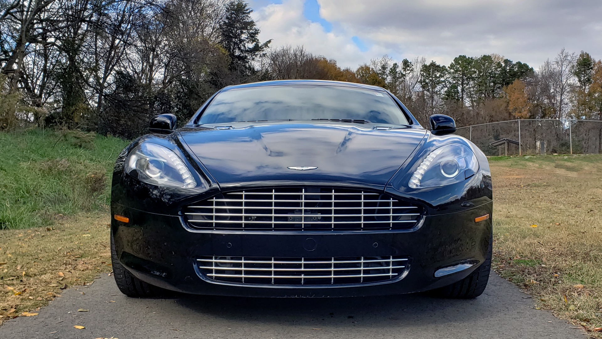 Used 2012 Aston Martin RAPIDE LUXURY 6.0L V12 / NAV / B&O SND / ENTERTAINMENT / REARVIEW for sale Sold at Formula Imports in Charlotte NC 28227 10