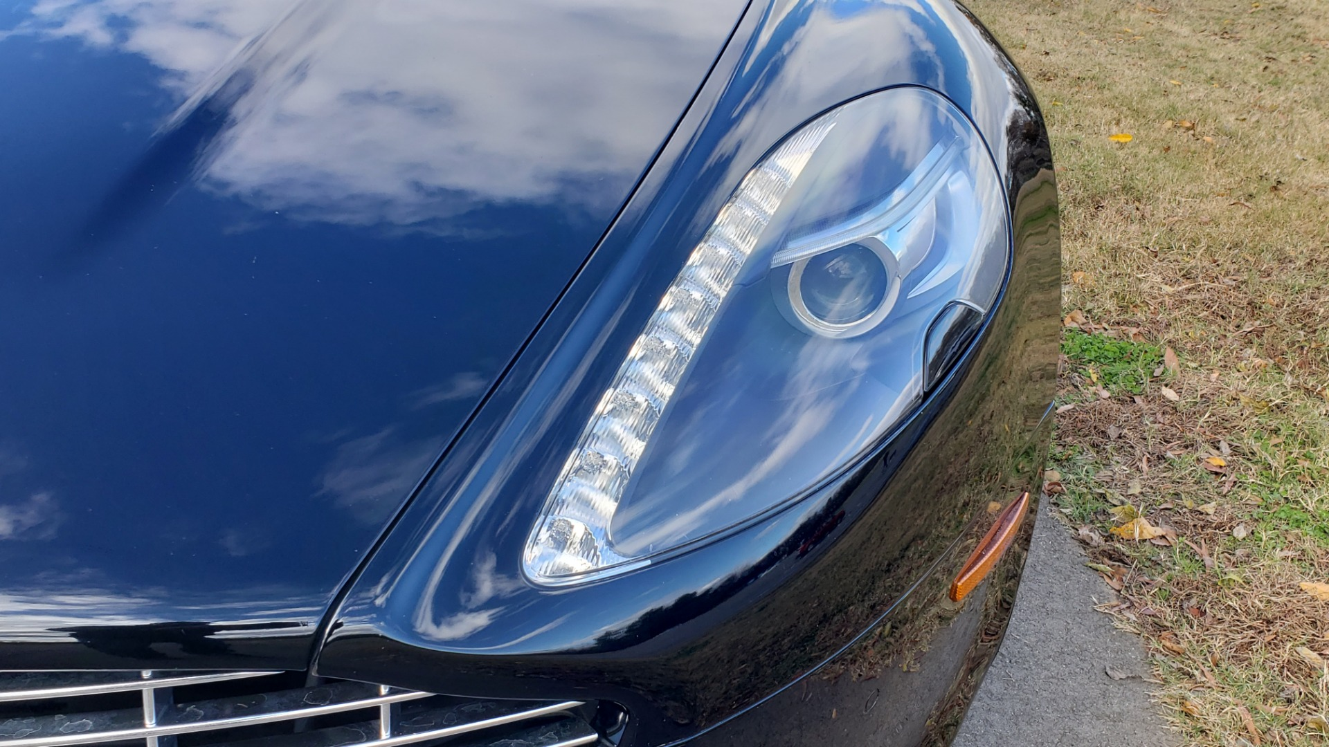 Used 2012 Aston Martin RAPIDE LUXURY 6.0L V12 / NAV / B&O SND / ENTERTAINMENT / REARVIEW for sale Sold at Formula Imports in Charlotte NC 28227 12