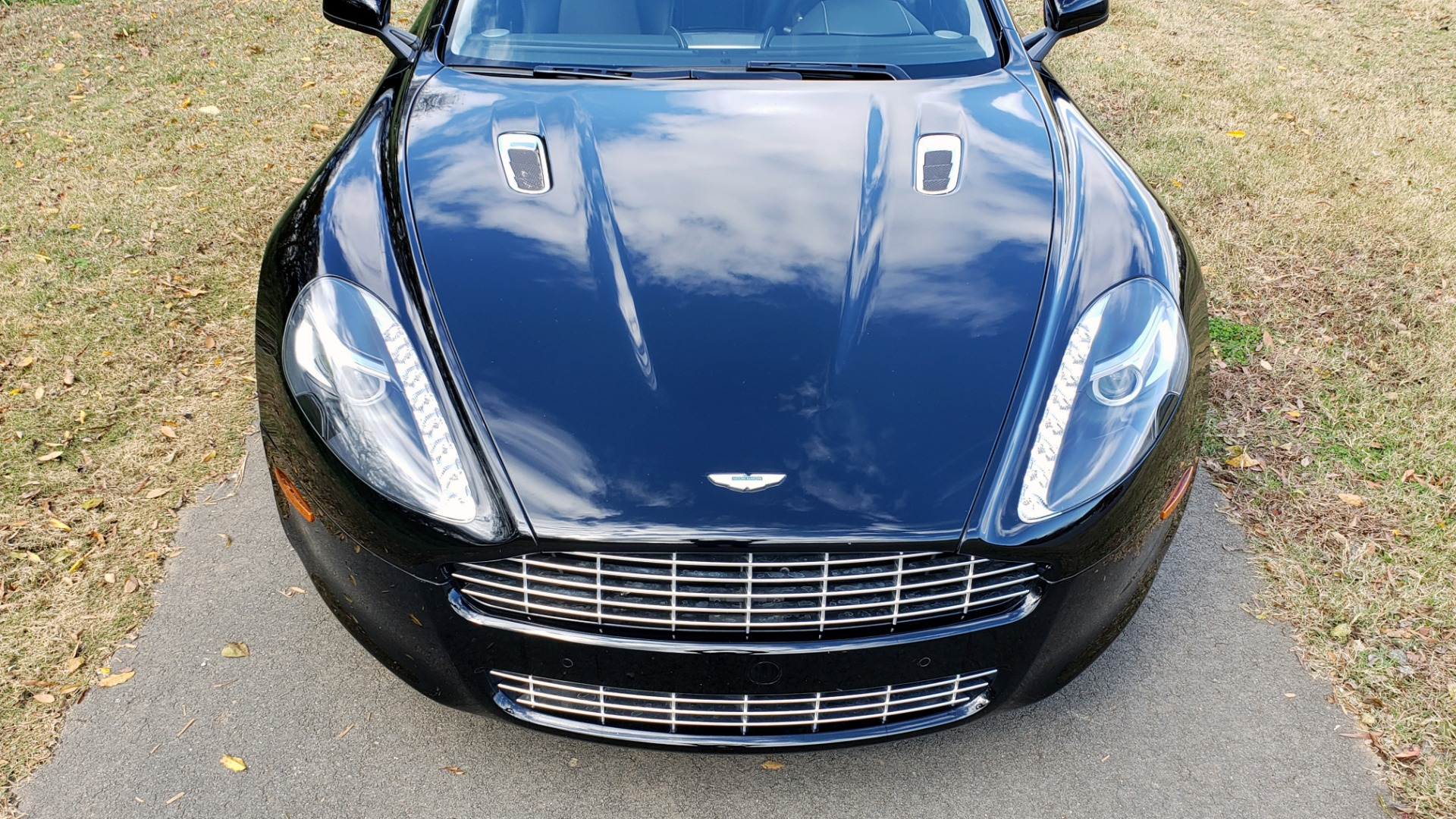 Used 2012 Aston Martin RAPIDE LUXURY 6.0L V12 / NAV / B&O SND / ENTERTAINMENT / REARVIEW for sale Sold at Formula Imports in Charlotte NC 28227 14