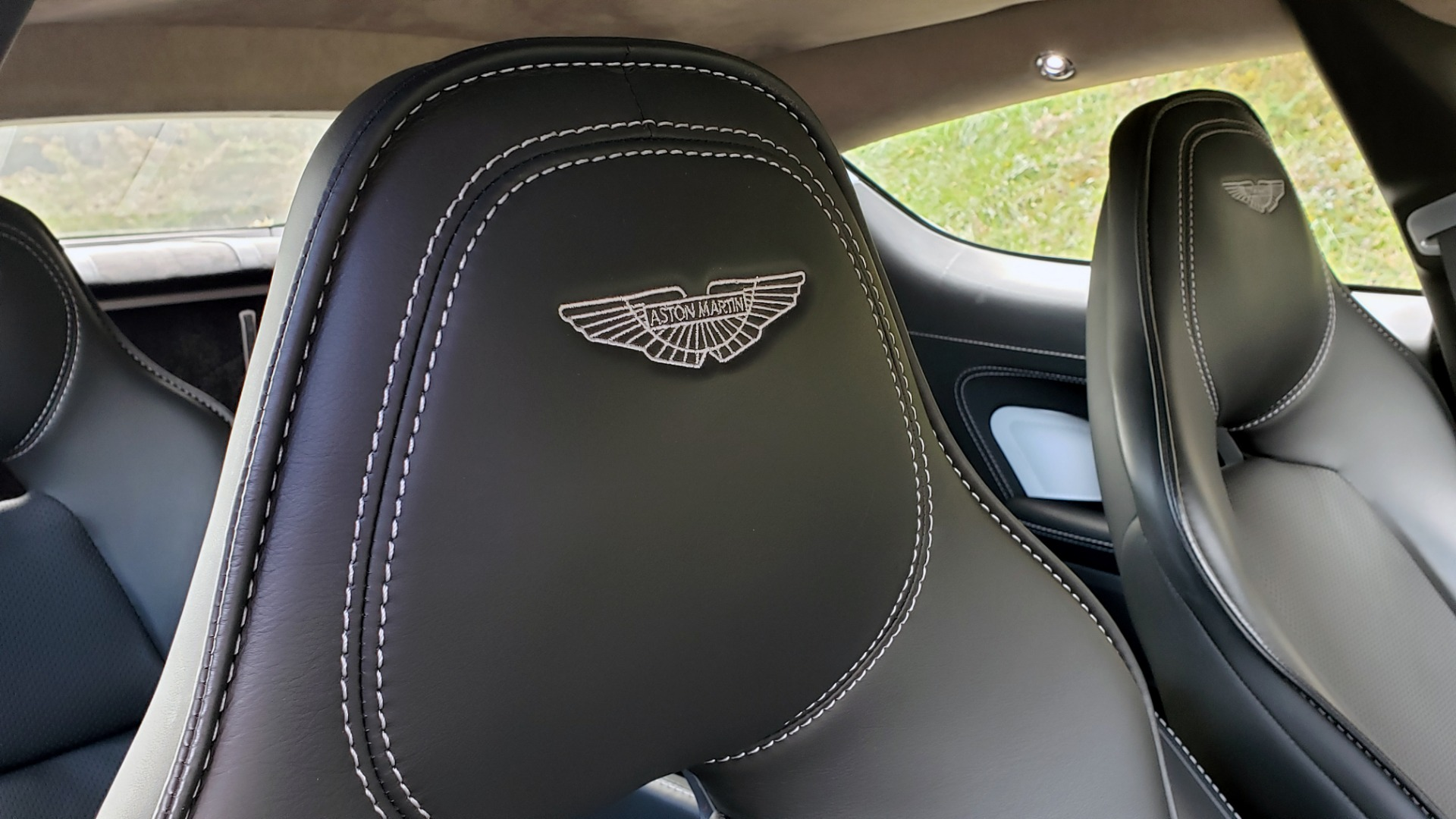 Used 2012 Aston Martin RAPIDE LUXURY 6.0L V12 / NAV / B&O SND / ENTERTAINMENT / REARVIEW for sale Sold at Formula Imports in Charlotte NC 28227 29