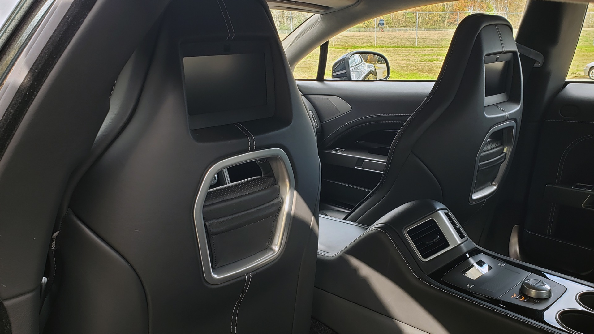 Used 2012 Aston Martin RAPIDE LUXURY 6.0L V12 / NAV / B&O SND / ENTERTAINMENT / REARVIEW for sale Sold at Formula Imports in Charlotte NC 28227 62