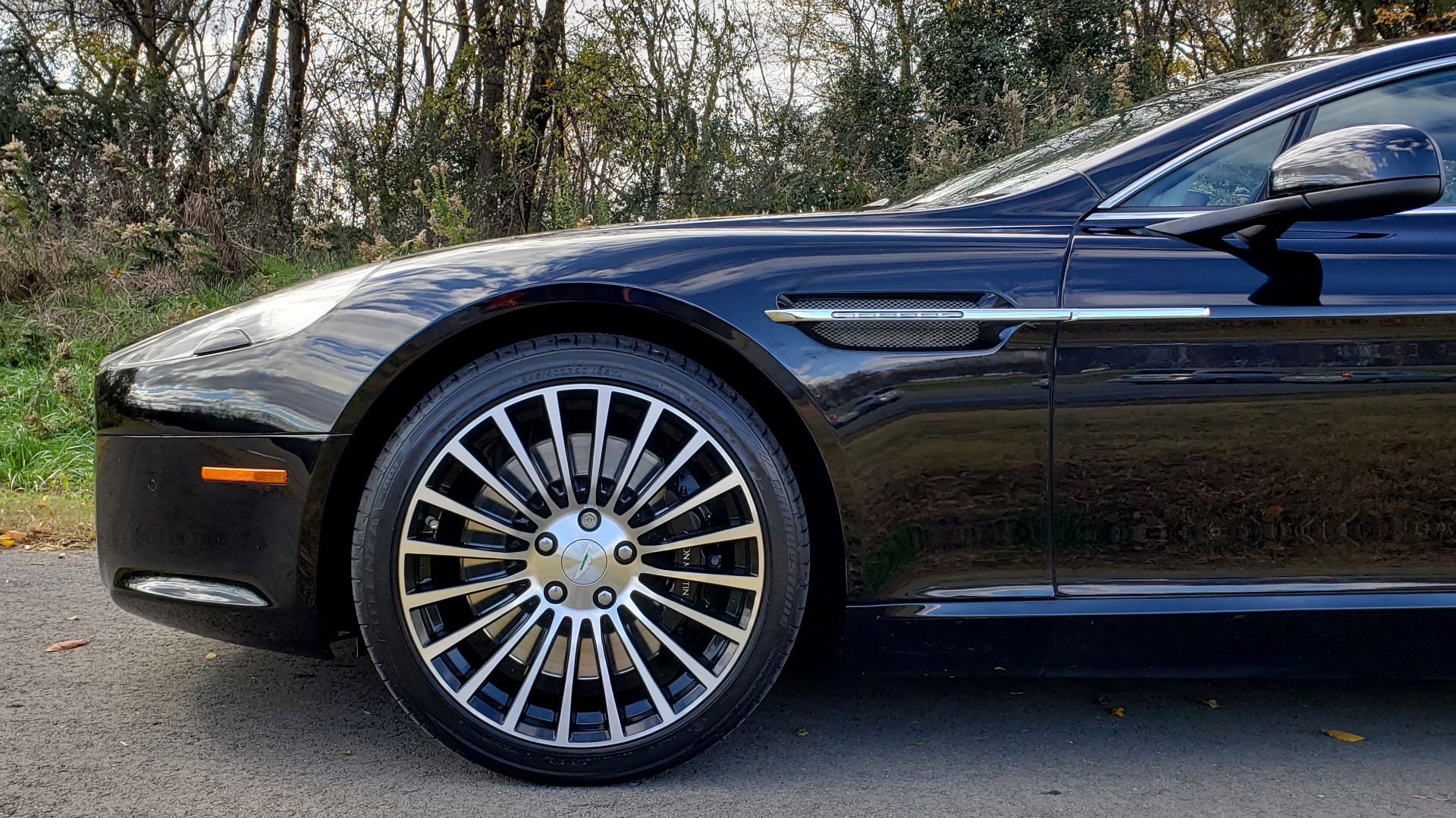 Used 2012 Aston Martin RAPIDE LUXURY 6.0L V12 / NAV / B&O SND / ENTERTAINMENT / REARVIEW for sale Sold at Formula Imports in Charlotte NC 28227 83