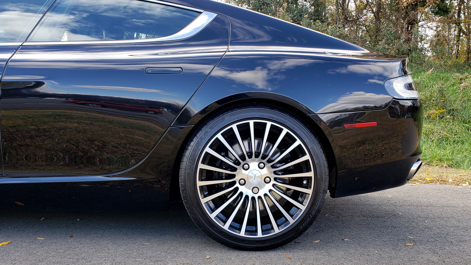 Used 2012 Aston Martin RAPIDE LUXURY 6.0L V12 / NAV / B&O SND / ENTERTAINMENT / REARVIEW for sale Sold at Formula Imports in Charlotte NC 28227 84