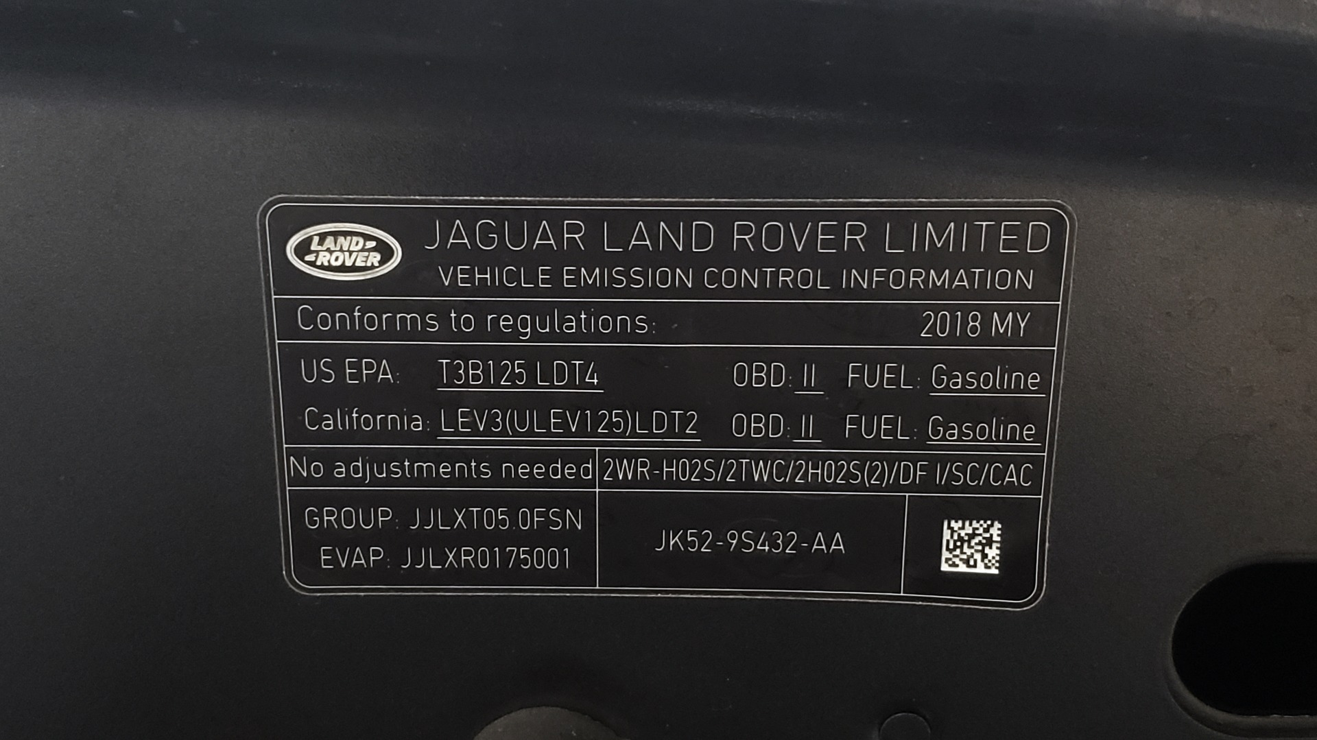 Used 2018 Land Rover RANGE ROVER AUTOBIOGRAPHY SC V8 / LONG / NAV / PANOROOF / ENT SYS / REARVIEW for sale $117,999 at Formula Imports in Charlotte NC 28227 15
