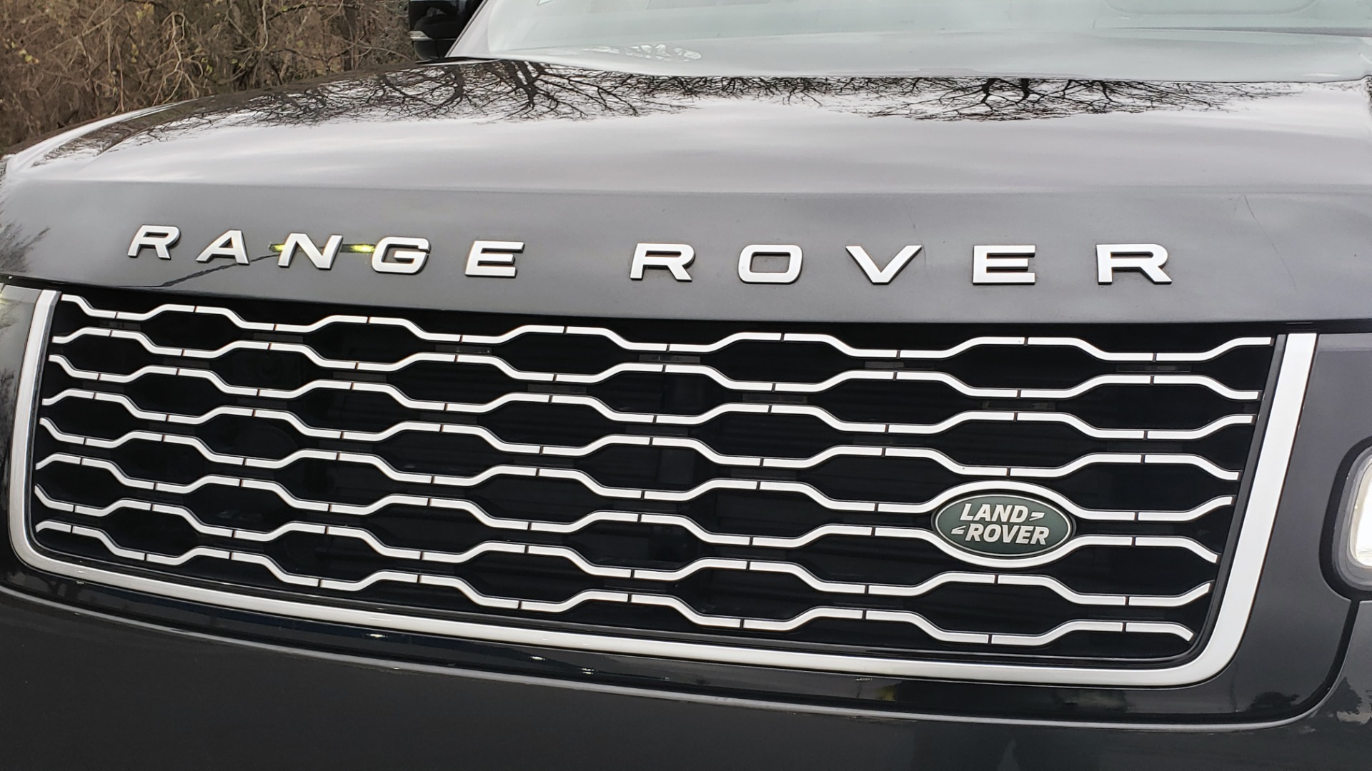 Used 2018 Land Rover RANGE ROVER AUTOBIOGRAPHY SC V8 / LONG / NAV / PANOROOF / ENT SYS / REARVIEW for sale $117,999 at Formula Imports in Charlotte NC 28227 27