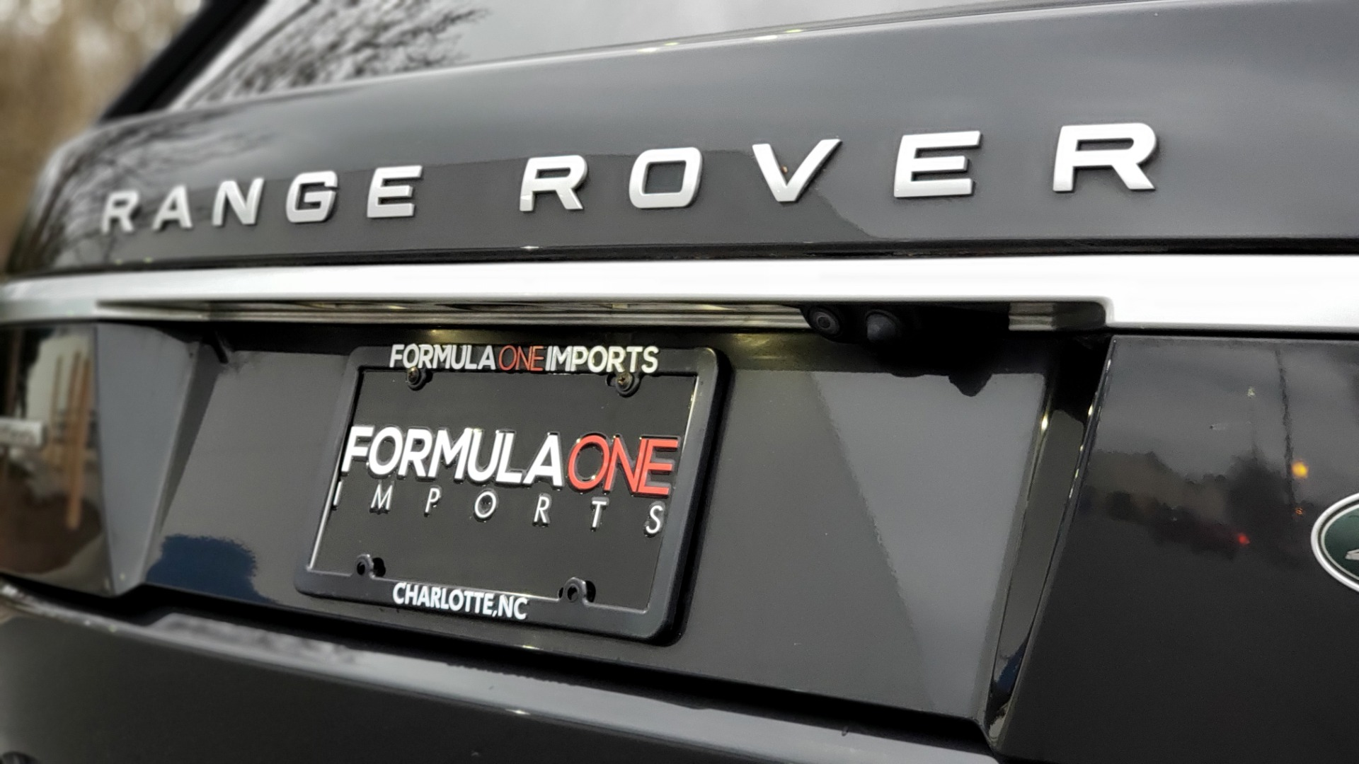 Used 2018 Land Rover RANGE ROVER AUTOBIOGRAPHY SC V8 / LONG / NAV / PANOROOF / ENT SYS / REARVIEW for sale $117,999 at Formula Imports in Charlotte NC 28227 35