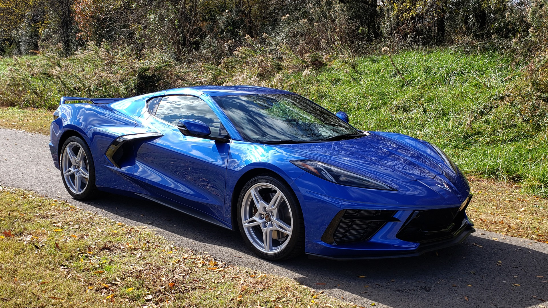 Used 2020 Chevrolet C8 CORVETTE STINGRAY 2LT COUPE / NAV / HUD / BOSE / GT2 SEATS / FRONT LIFT / REARVIEW for sale $98,999 at Formula Imports in Charlotte NC 28227 12