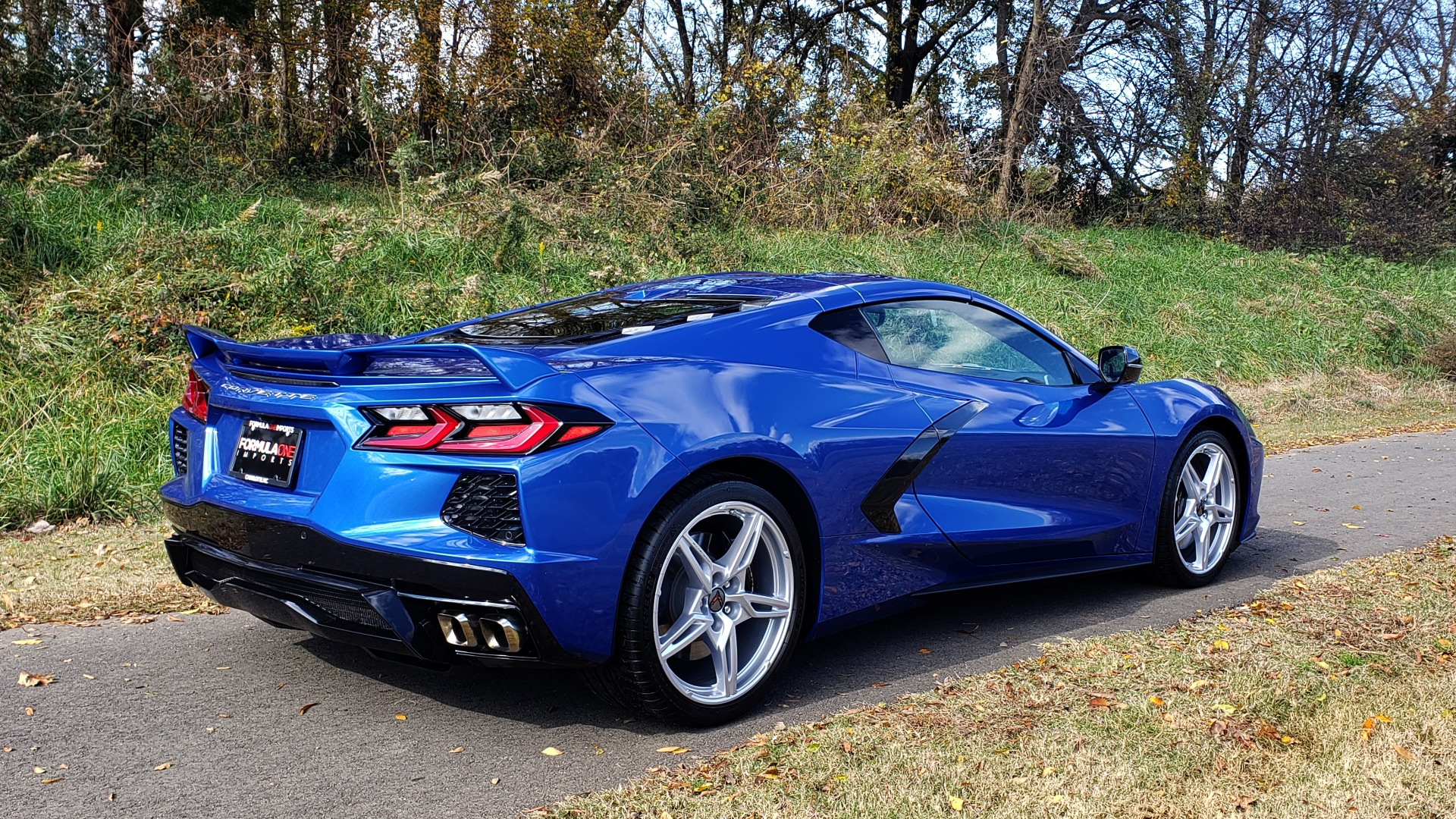 Used 2020 Chevrolet C8 CORVETTE STINGRAY 2LT COUPE / NAV / HUD / BOSE / GT2 SEATS / FRONT LIFT / REARVIEW for sale $98,999 at Formula Imports in Charlotte NC 28227 14