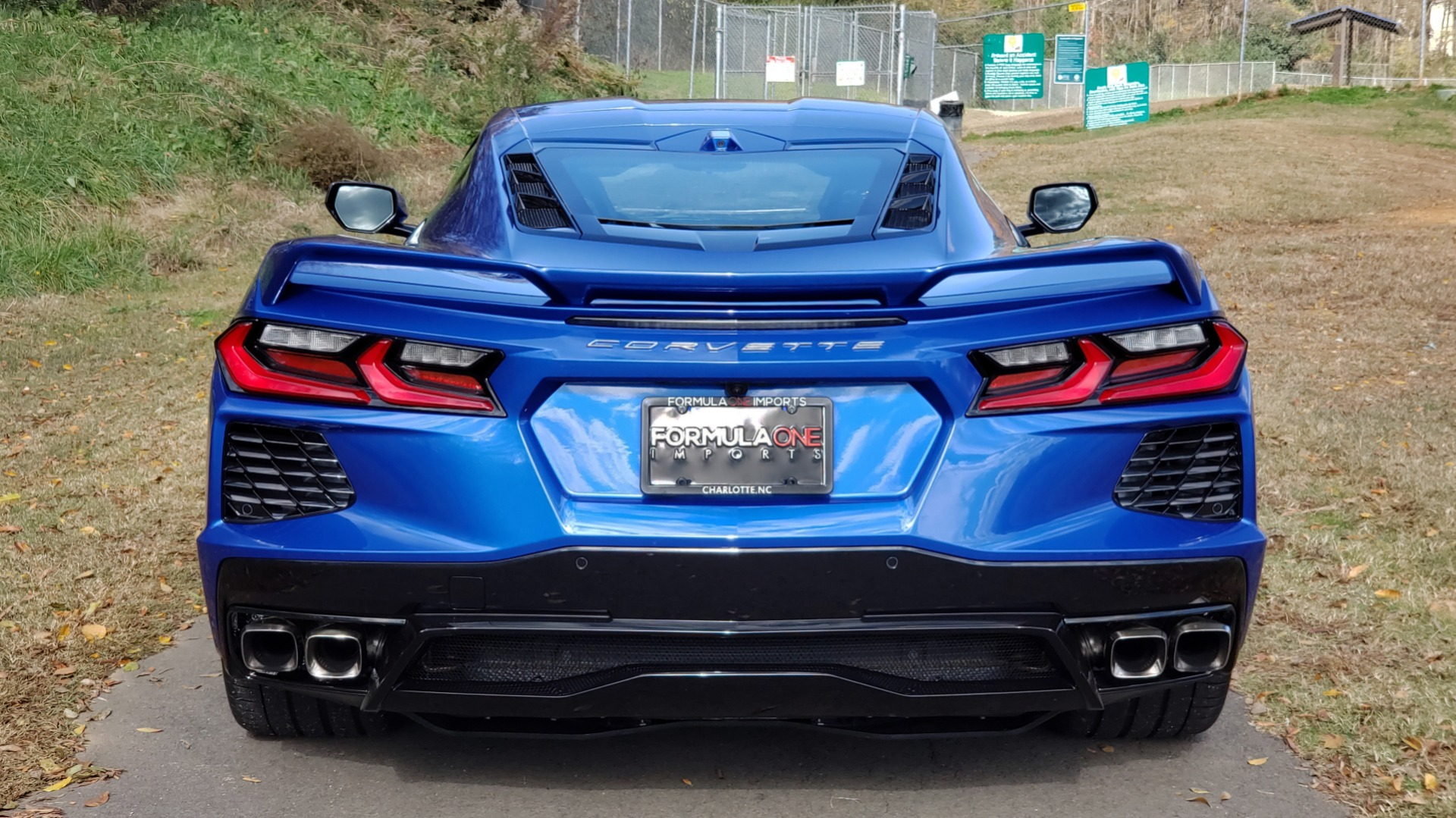 Used 2020 Chevrolet C8 CORVETTE STINGRAY 2LT COUPE / NAV / HUD / BOSE / GT2 SEATS / FRONT LIFT / REARVIEW for sale $98,999 at Formula Imports in Charlotte NC 28227 18