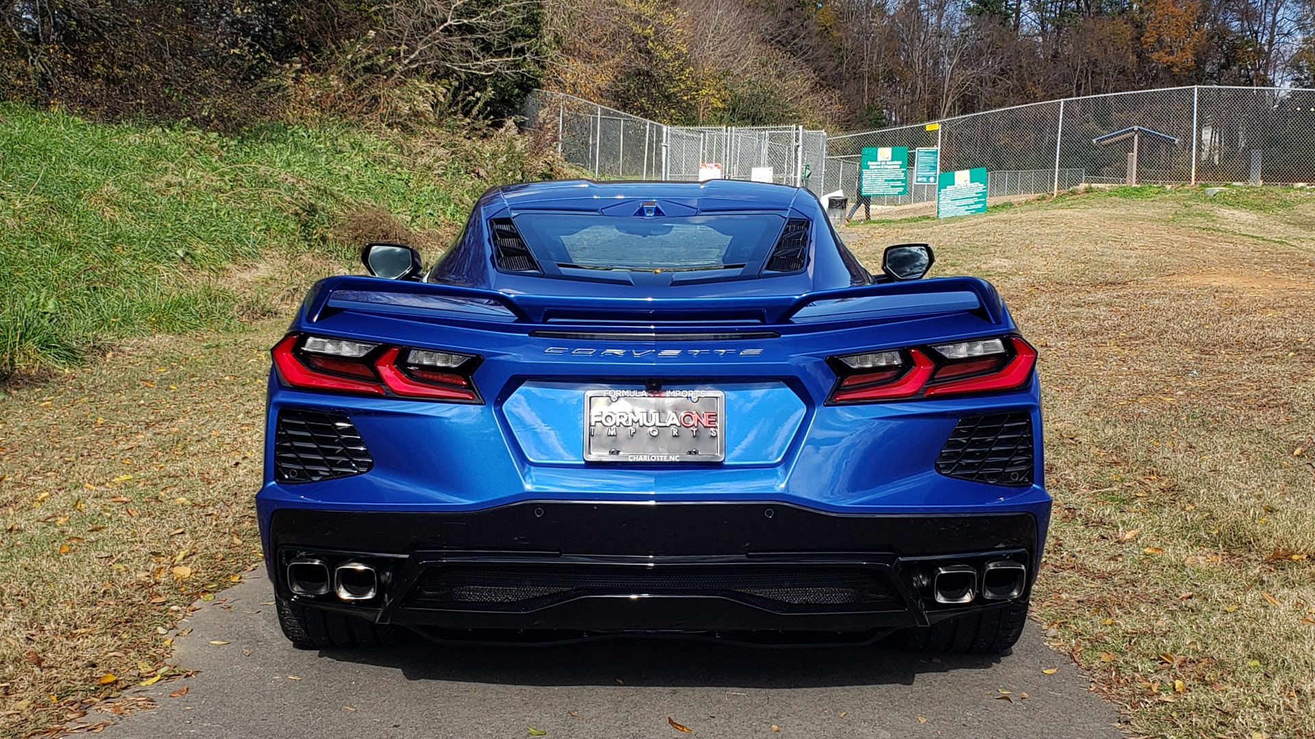 Used 2020 Chevrolet C8 CORVETTE STINGRAY 2LT COUPE / NAV / HUD / BOSE / GT2 SEATS / FRONT LIFT / REARVIEW for sale $98,999 at Formula Imports in Charlotte NC 28227 19
