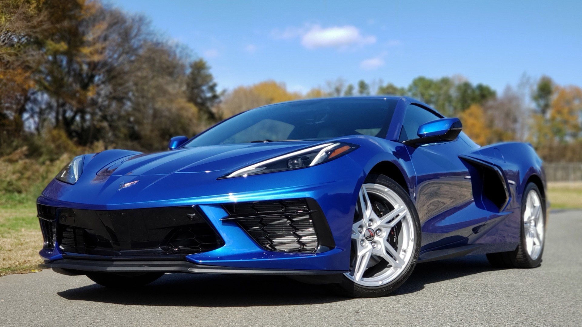 Used 2020 Chevrolet C8 CORVETTE STINGRAY 2LT COUPE / NAV / HUD / BOSE / GT2 SEATS / FRONT LIFT / REARVIEW for sale $98,999 at Formula Imports in Charlotte NC 28227 2