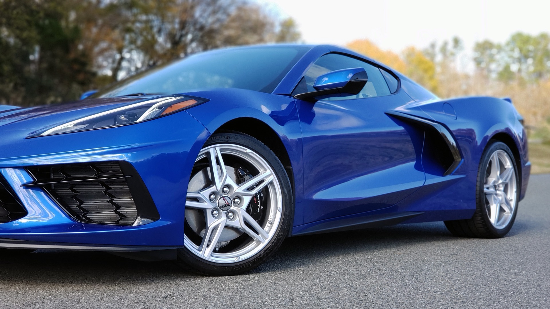 Used 2020 Chevrolet C8 CORVETTE STINGRAY 2LT COUPE / NAV / HUD / BOSE / GT2 SEATS / FRONT LIFT / REARVIEW for sale $98,999 at Formula Imports in Charlotte NC 28227 3