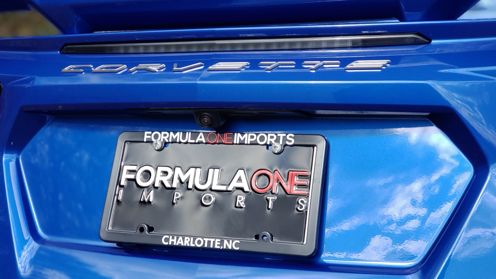 Used 2020 Chevrolet C8 CORVETTE STINGRAY 2LT COUPE / NAV / HUD / BOSE / GT2 SEATS / FRONT LIFT / REARVIEW for sale $98,999 at Formula Imports in Charlotte NC 28227 41