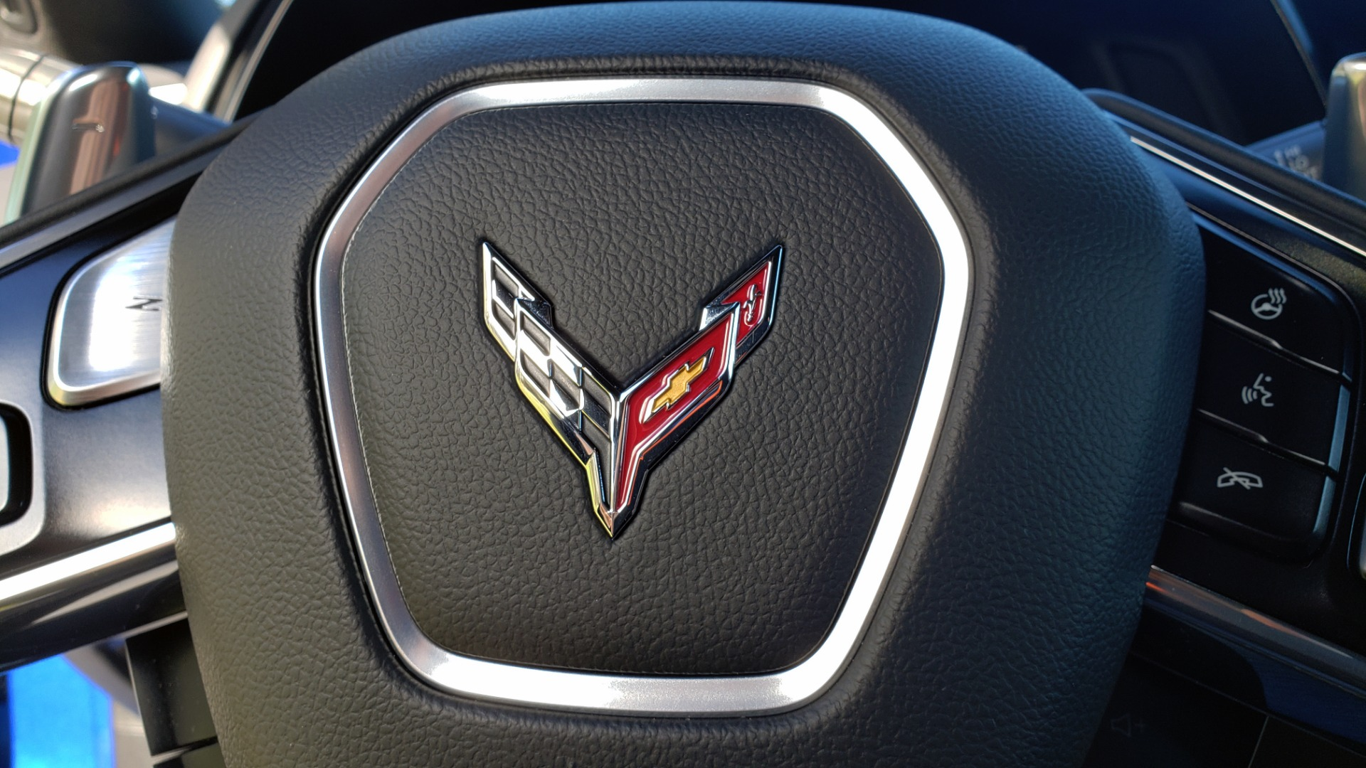 Used 2020 Chevrolet C8 CORVETTE STINGRAY 2LT COUPE / NAV / HUD / BOSE / GT2 SEATS / FRONT LIFT / REARVIEW for sale $98,999 at Formula Imports in Charlotte NC 28227 77