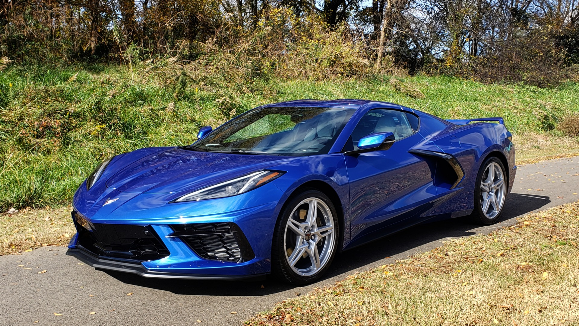 Used 2020 Chevrolet C8 CORVETTE STINGRAY 2LT COUPE / NAV / HUD / BOSE / GT2 SEATS / FRONT LIFT / REARVIEW for sale $98,999 at Formula Imports in Charlotte NC 28227 9