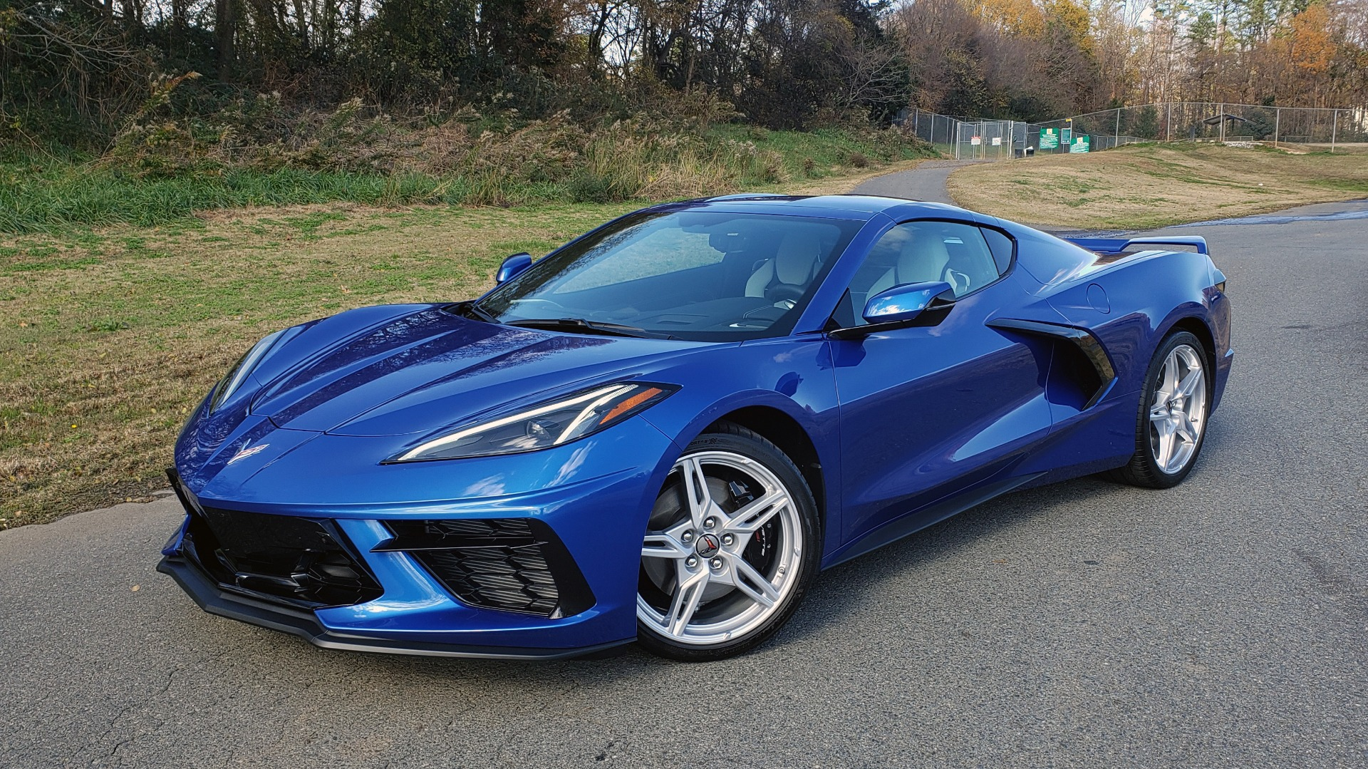 Used 2020 Chevrolet C8 CORVETTE STINGRAY 2LT COUPE / NAV / HUD / BOSE / GT2 SEATS / FRONT LIFT / REARVIEW for sale $98,999 at Formula Imports in Charlotte NC 28227 1