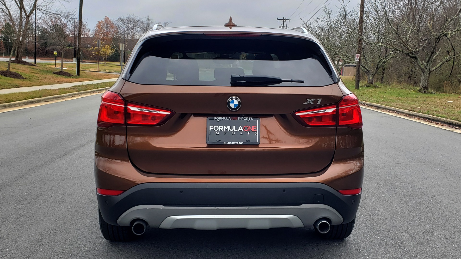 Used 2017 BMW X1 XDRIVE28I / PREM / TECH / DRVR ASST / COLD WTHR / REARVIEW for sale Sold at Formula Imports in Charlotte NC 28227 27