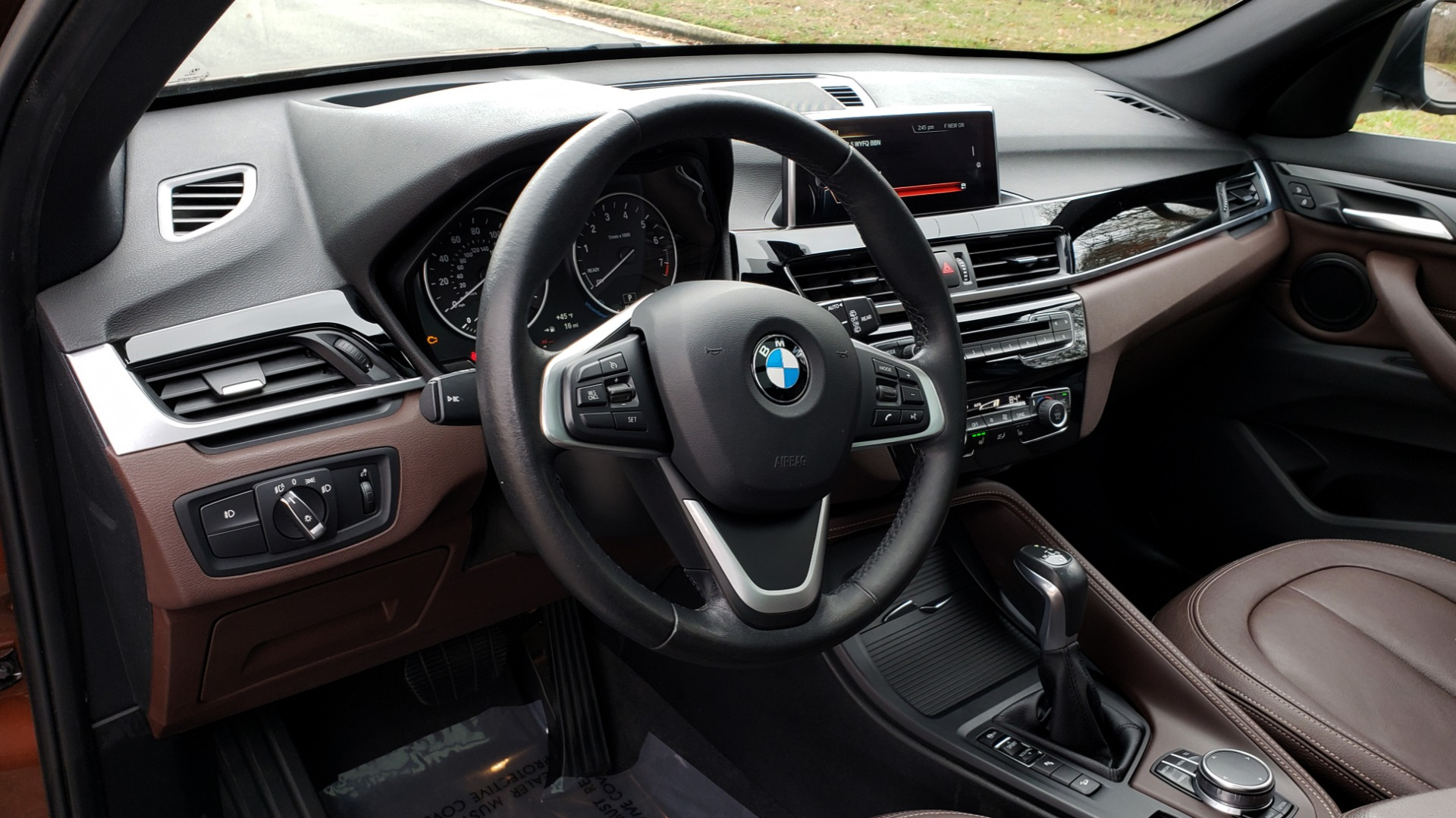 Used 2017 BMW X1 XDRIVE28I / PREM / TECH / DRVR ASST / COLD WTHR / REARVIEW for sale Sold at Formula Imports in Charlotte NC 28227 36