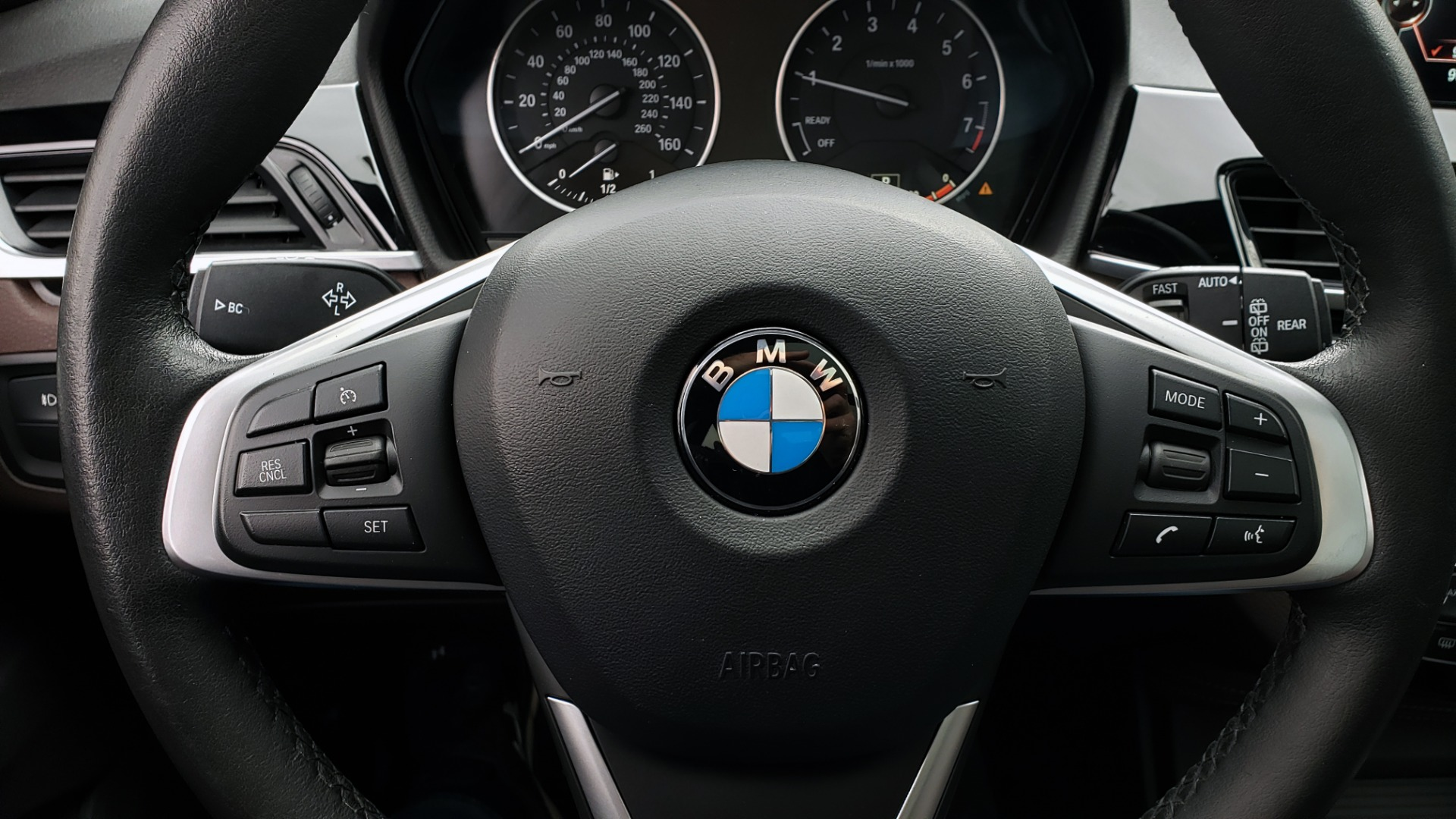 Used 2017 BMW X1 XDRIVE28I / PREM / TECH / DRVR ASST / COLD WTHR / REARVIEW for sale Sold at Formula Imports in Charlotte NC 28227 38