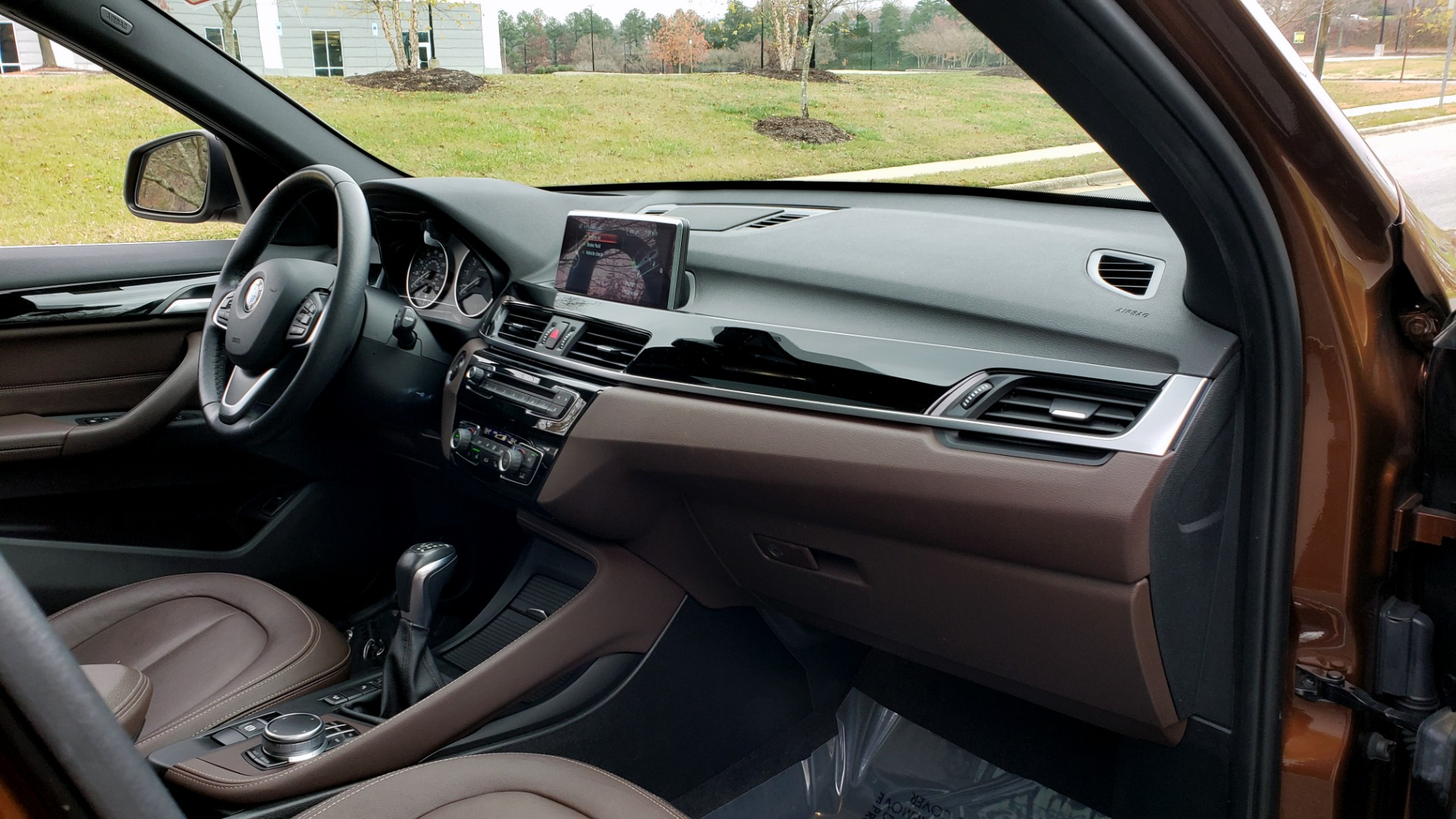 Used 2017 BMW X1 XDRIVE28I / PREM / TECH / DRVR ASST / COLD WTHR / REARVIEW for sale Sold at Formula Imports in Charlotte NC 28227 67
