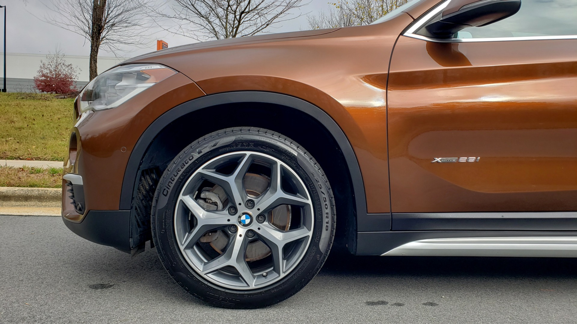 Used 2017 BMW X1 XDRIVE28I / PREM / TECH / DRVR ASST / COLD WTHR / REARVIEW for sale Sold at Formula Imports in Charlotte NC 28227 77