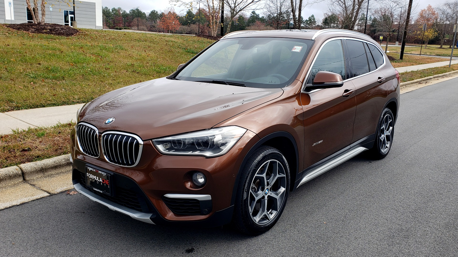 Used 2017 BMW X1 XDRIVE28I / PREM / TECH / DRVR ASST / COLD WTHR / REARVIEW for sale Sold at Formula Imports in Charlotte NC 28227 1