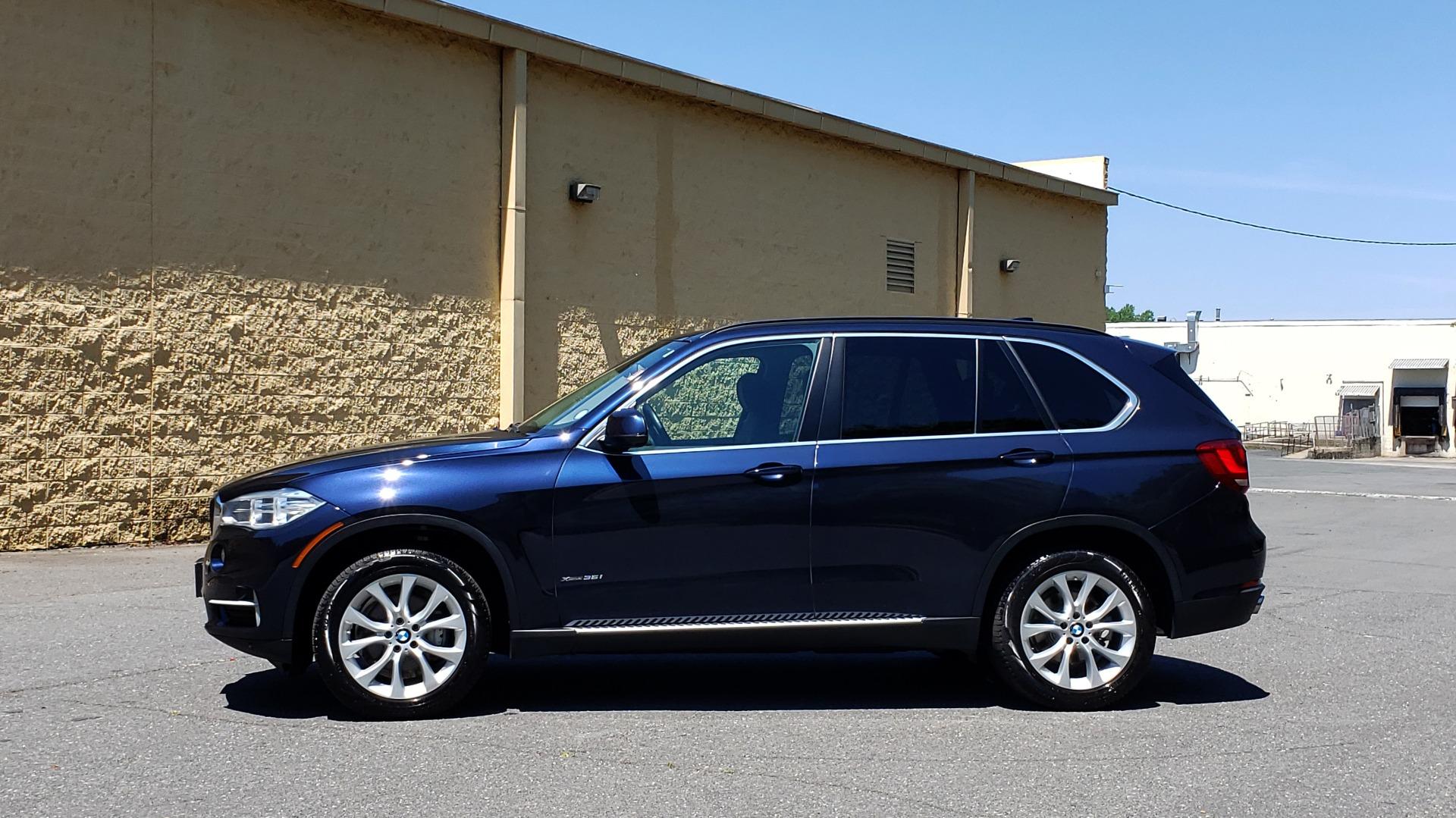 Used 2016 BMW X5 XDRIVE35I / PREM PKG / NAV / DRVR ASST PLUS / REARVIEW for sale $25,765 at Formula Imports in Charlotte NC 28227 2