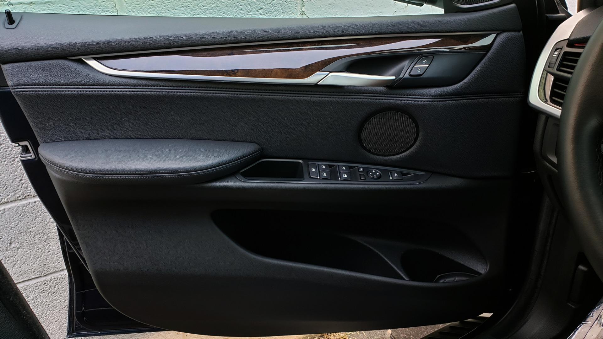 Used 2016 BMW X5 XDRIVE35I / PREM PKG / NAV / DRVR ASST PLUS / REARVIEW for sale $25,765 at Formula Imports in Charlotte NC 28227 25