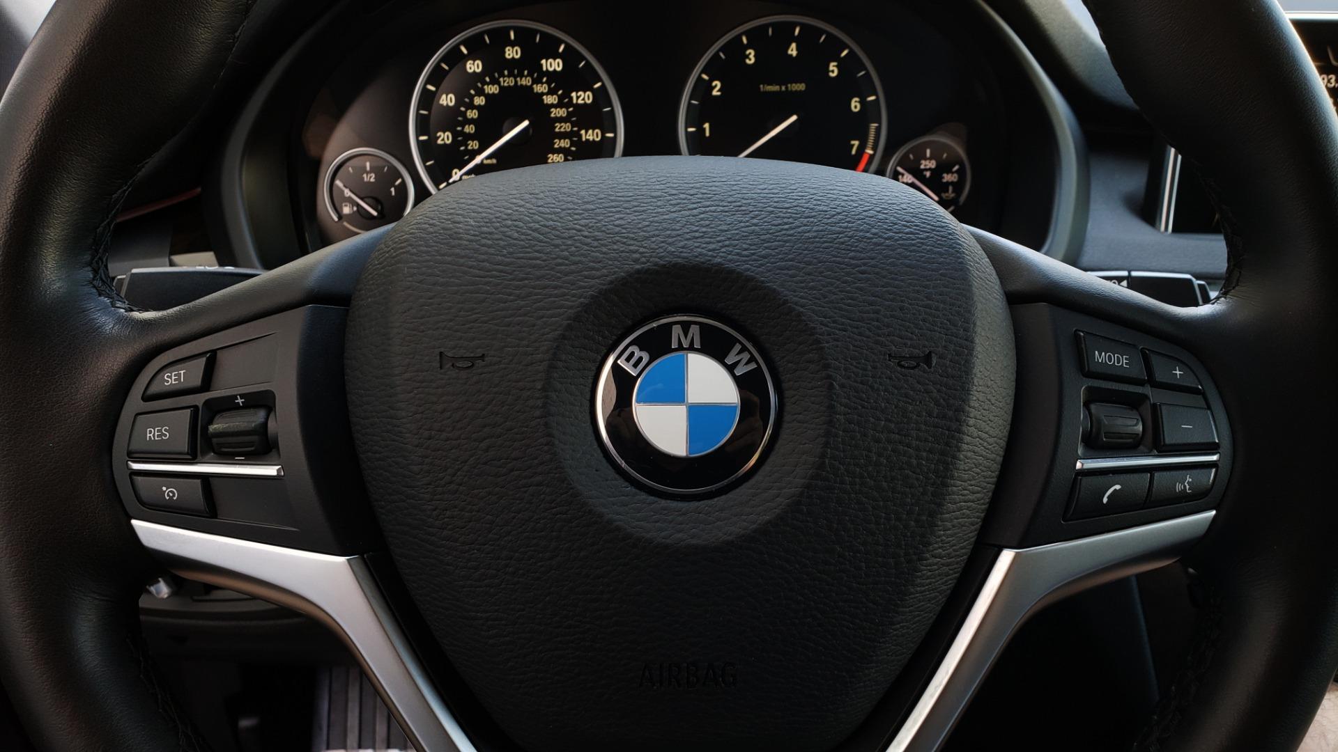 Used 2016 BMW X5 XDRIVE35I / PREM PKG / NAV / DRVR ASST PLUS / REARVIEW for sale $25,765 at Formula Imports in Charlotte NC 28227 28