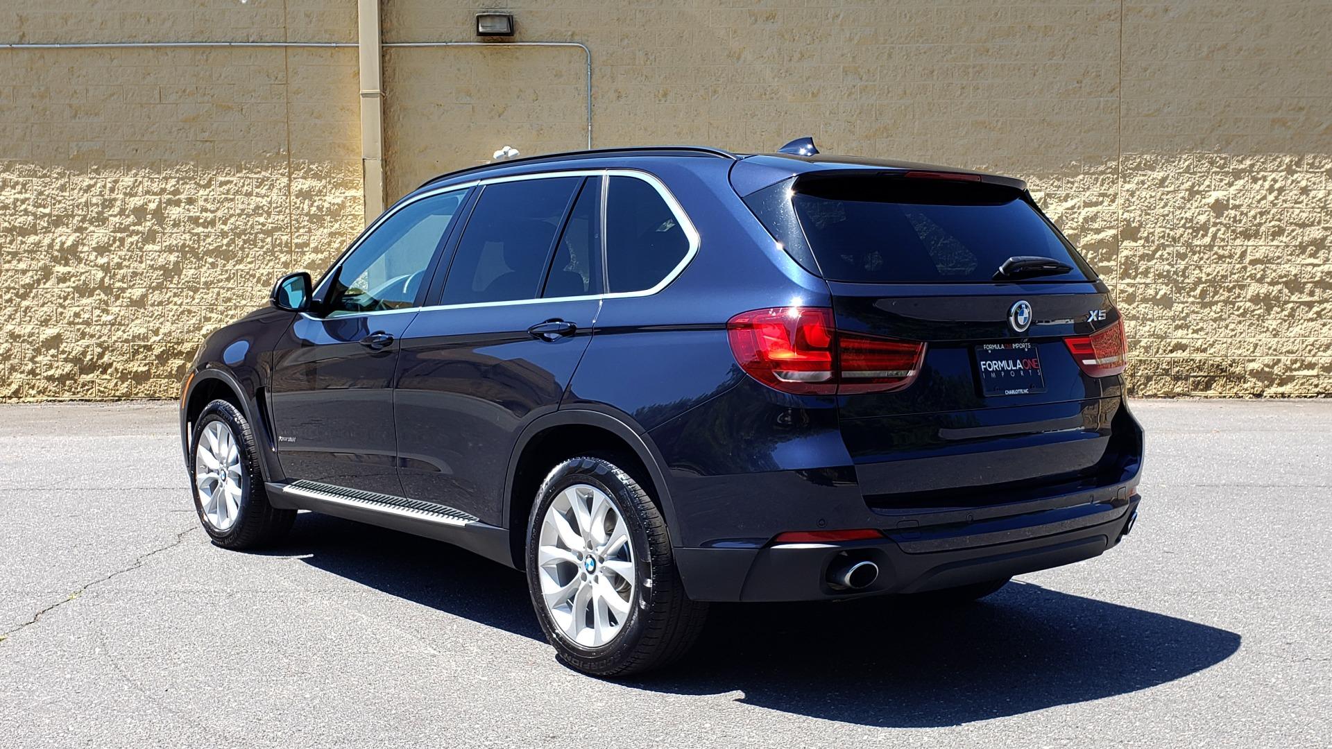 Used 2016 BMW X5 XDRIVE35I / PREM PKG / NAV / DRVR ASST PLUS / REARVIEW for sale $25,765 at Formula Imports in Charlotte NC 28227 3