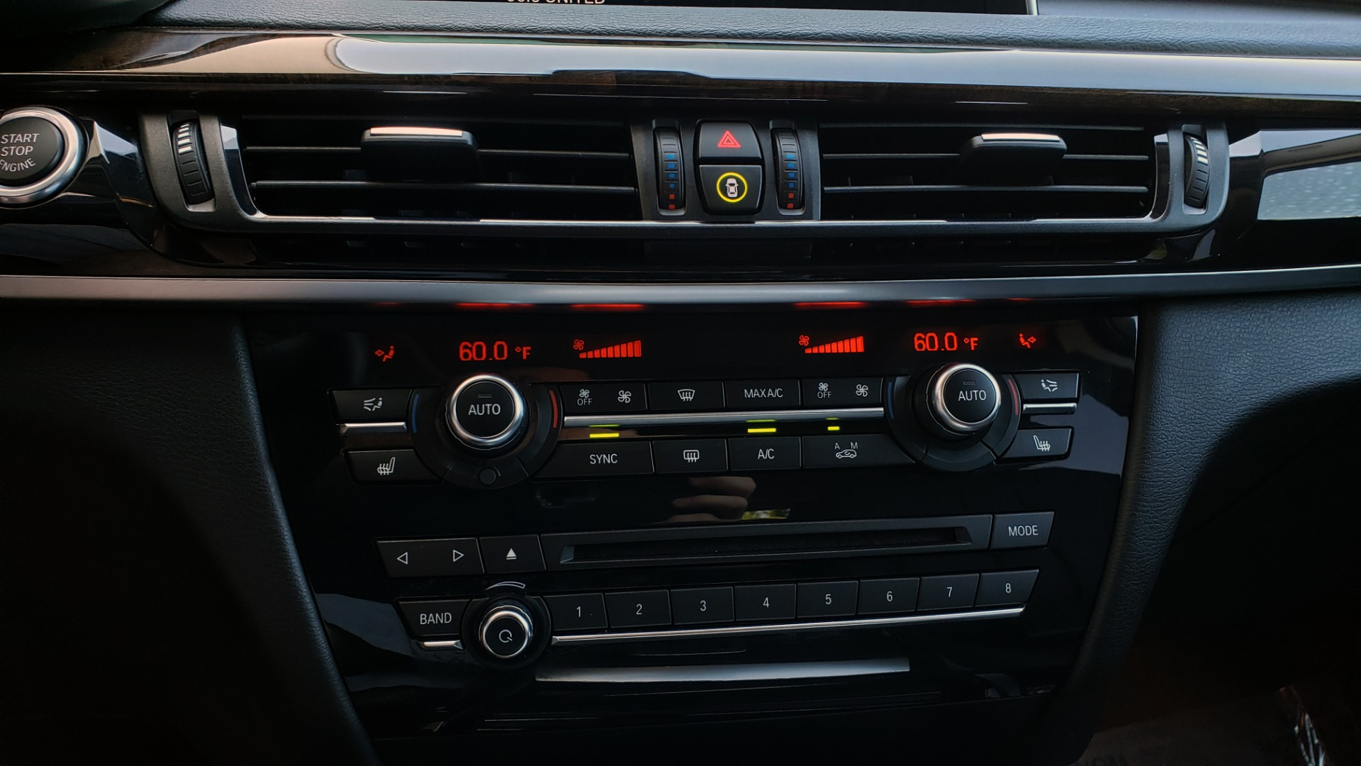 Used 2016 BMW X5 XDRIVE35I / PREM PKG / NAV / DRVR ASST PLUS / REARVIEW for sale $25,765 at Formula Imports in Charlotte NC 28227 34