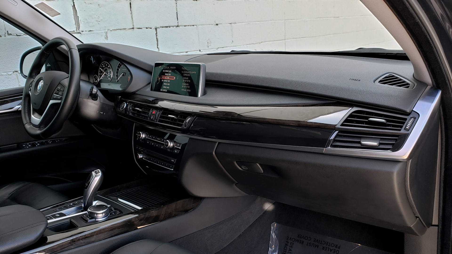 Used 2016 BMW X5 XDRIVE35I / PREM PKG / NAV / DRVR ASST PLUS / REARVIEW for sale $25,765 at Formula Imports in Charlotte NC 28227 48