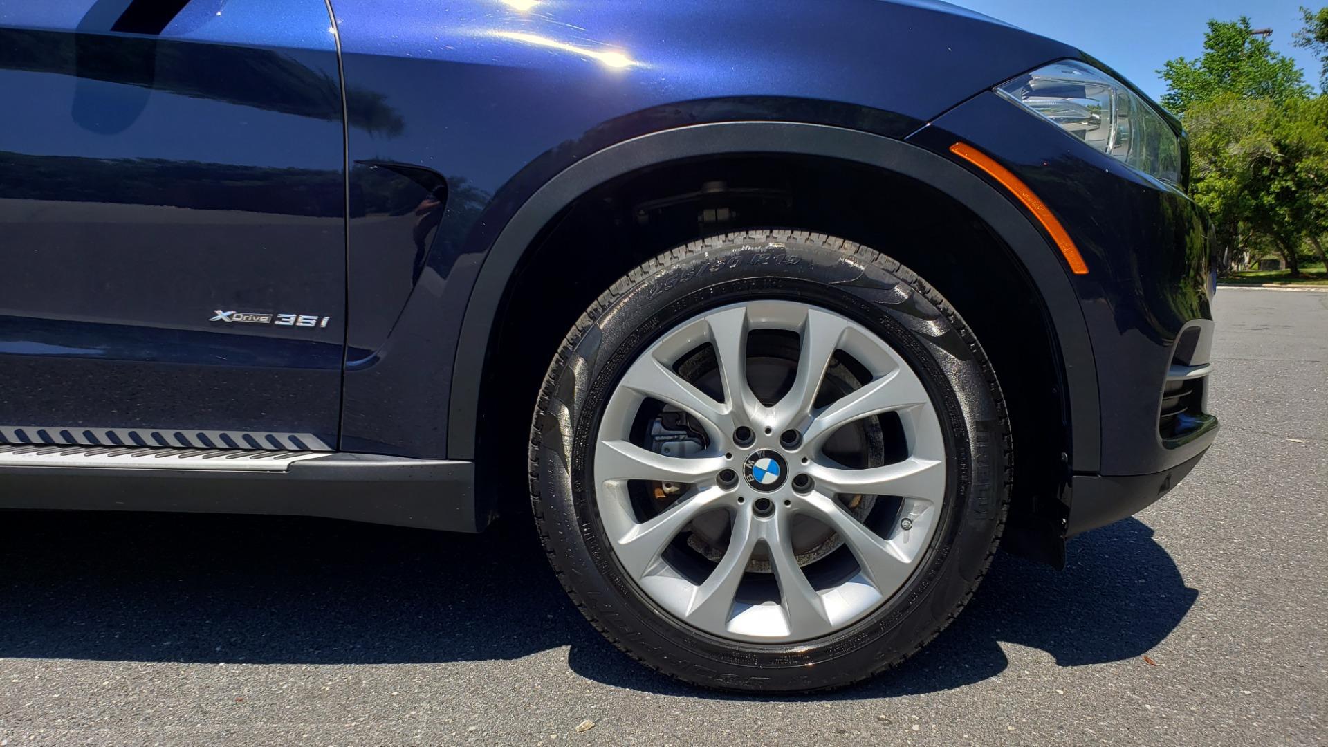 Used 2016 BMW X5 XDRIVE35I / PREM PKG / NAV / DRVR ASST PLUS / REARVIEW for sale $25,765 at Formula Imports in Charlotte NC 28227 66