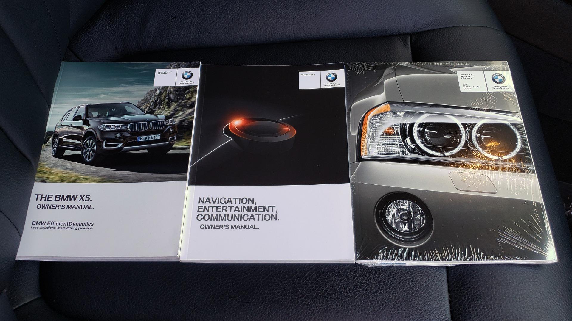 Used 2016 BMW X5 XDRIVE35I / PREM PKG / NAV / DRVR ASST PLUS / REARVIEW for sale $25,765 at Formula Imports in Charlotte NC 28227 74